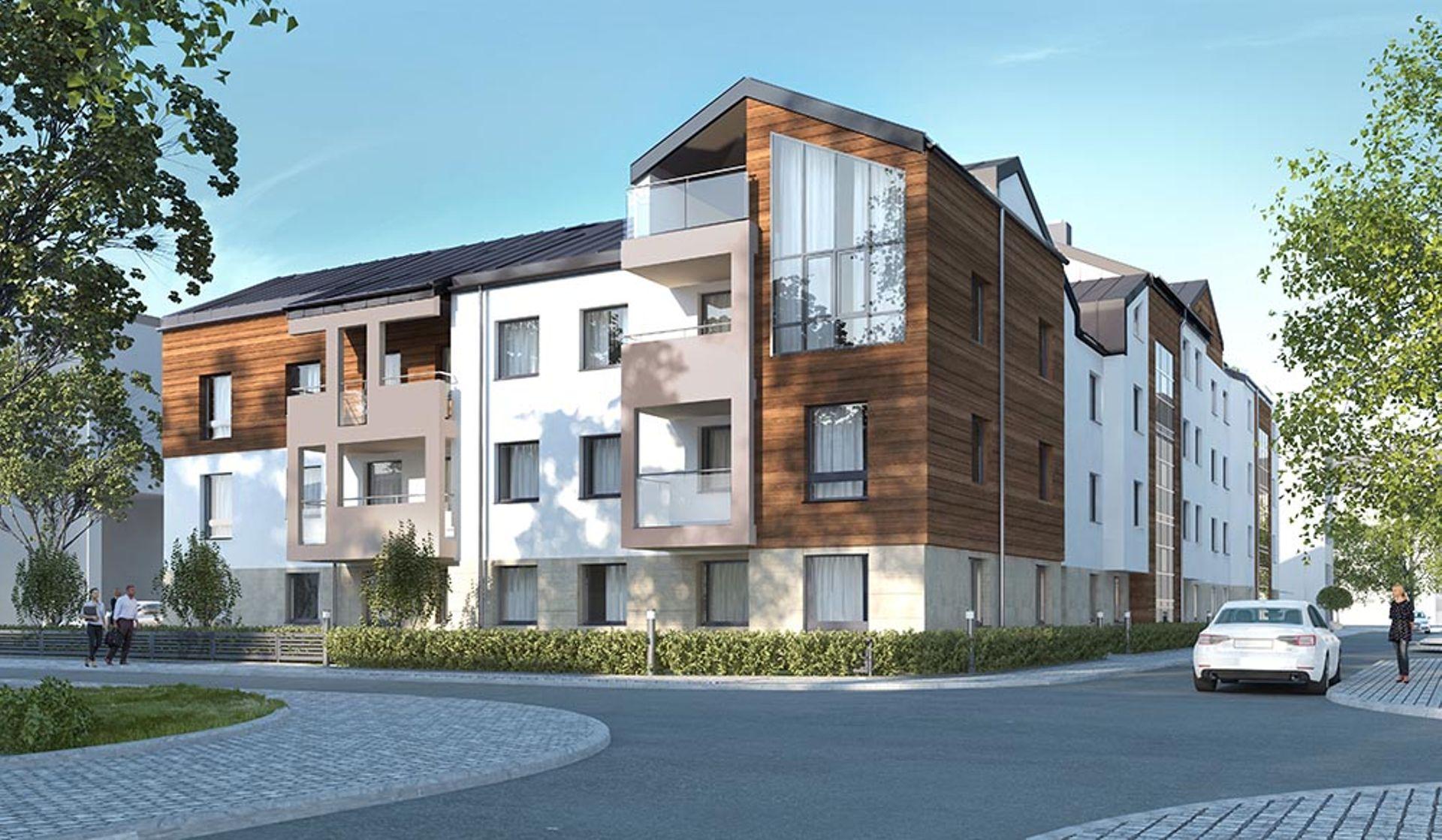 Warszawa: Natolin Park – Yuniversal buduje kilkadziesiąt apartamentów na Ursynowie