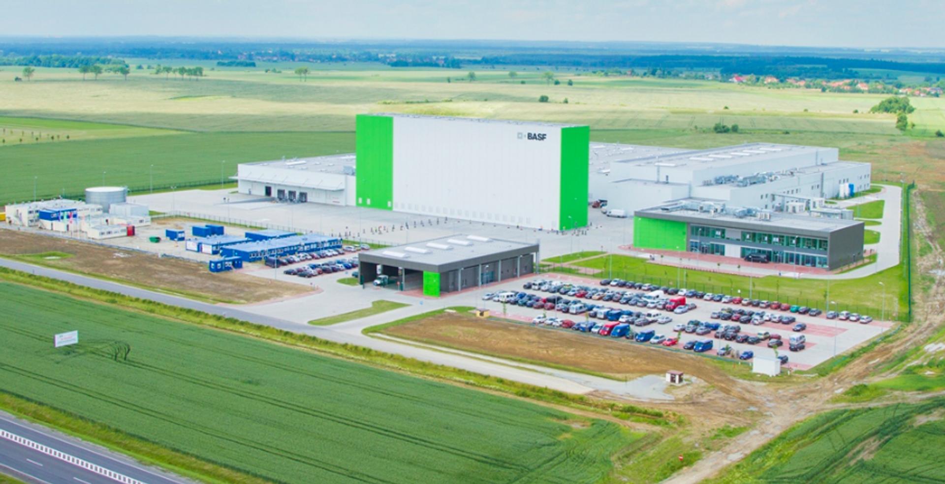 [Aglomeracja Wrocławska] Niemiecki BASF rozbuduje fabrykę katalizatorów samochodowych pod Środą Śląską