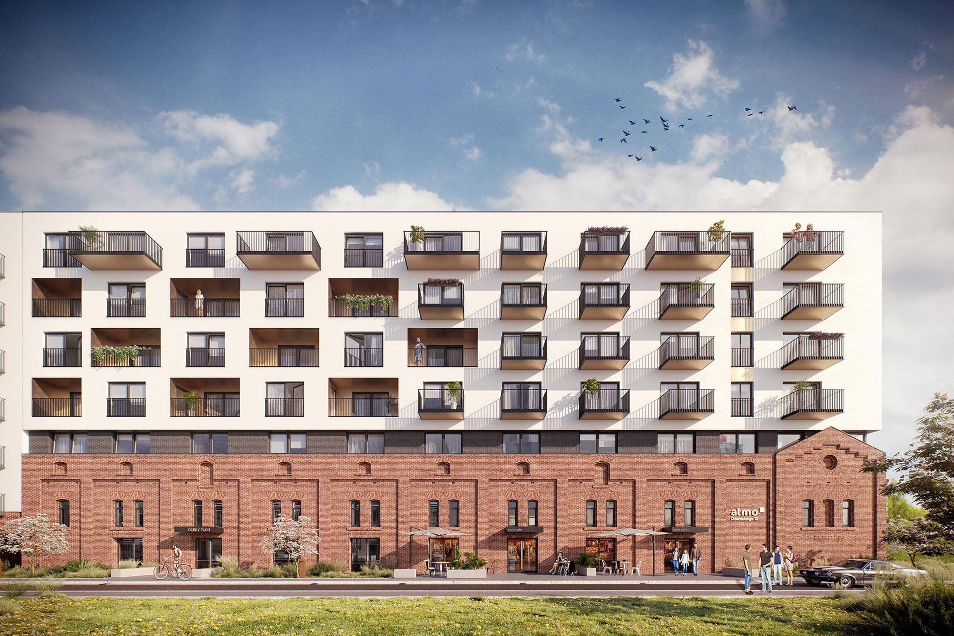 Wrocław: Atmo – Eiffage zmieni historyczną stajnię na Kępie Mieszczańskiej w apartamentowiec