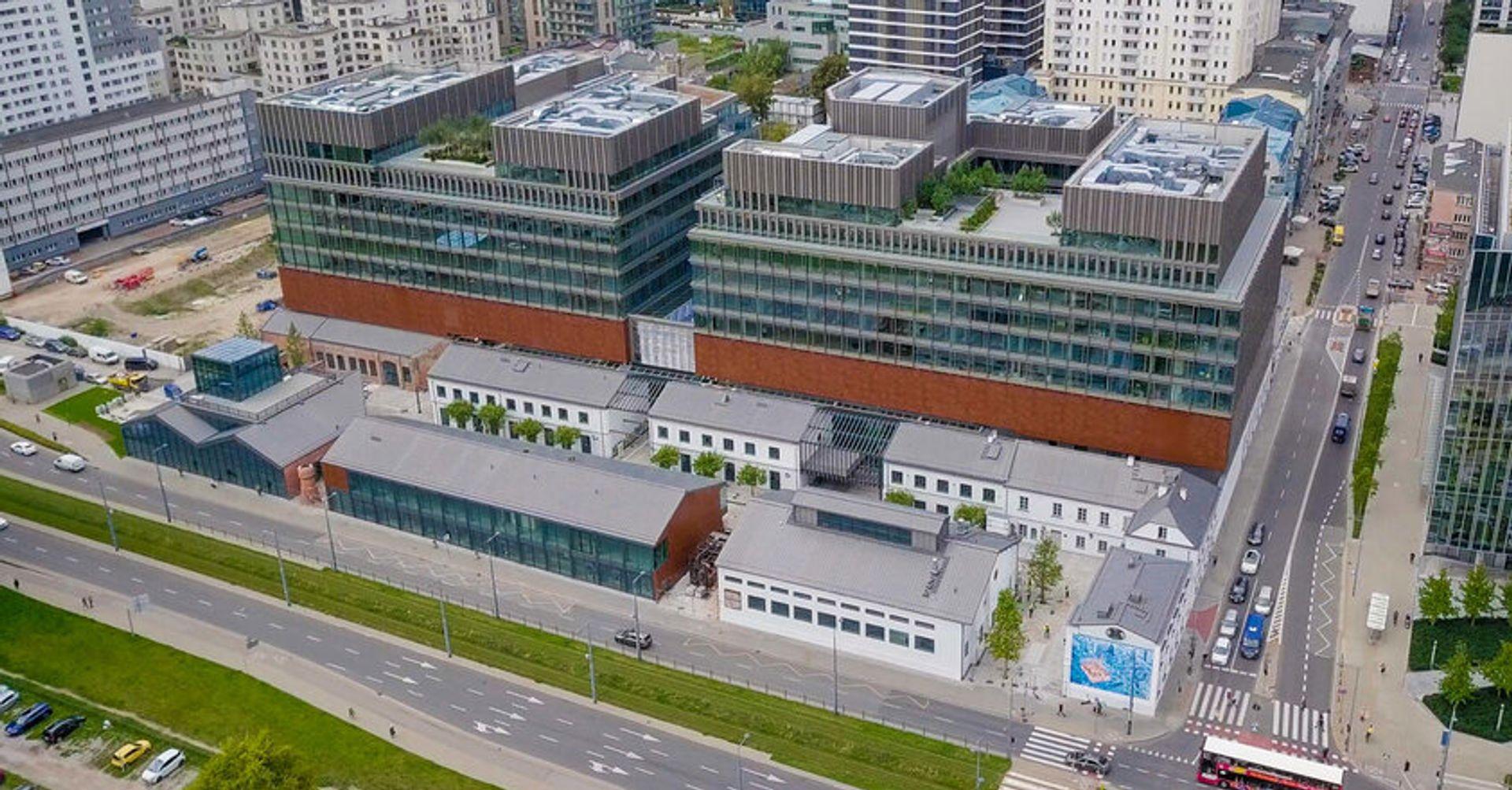Zrewitalizowana Fabryka Norblina w Warszawie już otwarta [FILM]