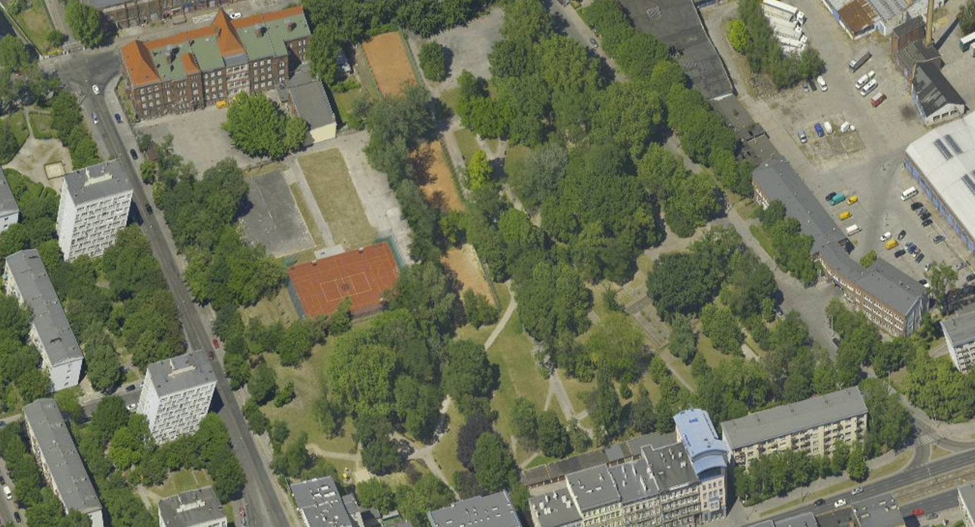 Wrocław: Park na Przedmieściu Świdnickim przejdzie rewitalizację. Będą konsultacje