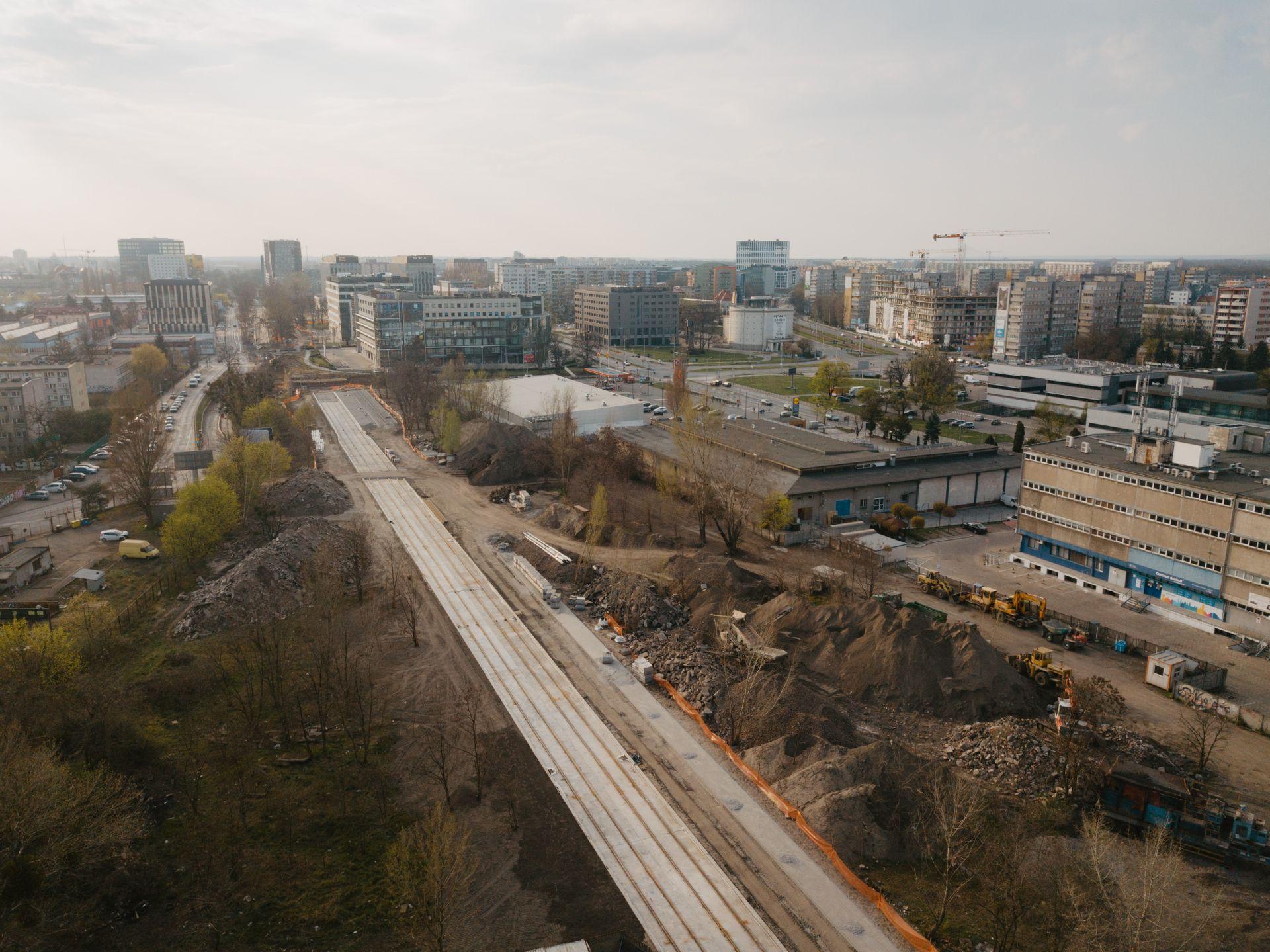 Wrocław: Miasto oszczędzi kilkadziesiąt milionów na kolejnym odcinku trasy tramwajowej na Nowy Dwór?