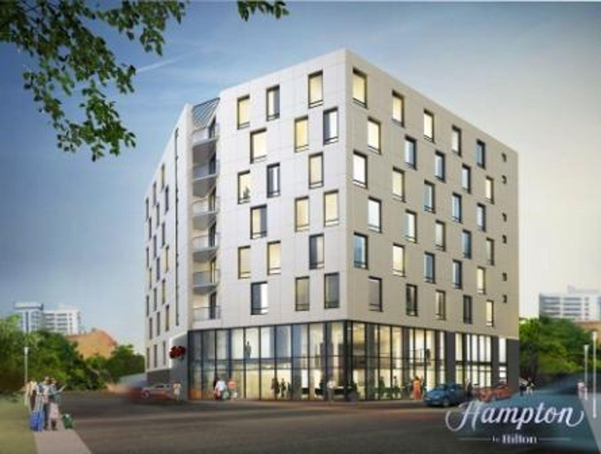 [Wrocław] West Real Estate SA wybuduje hotel Hampton by Hilton we Wrocławiu
