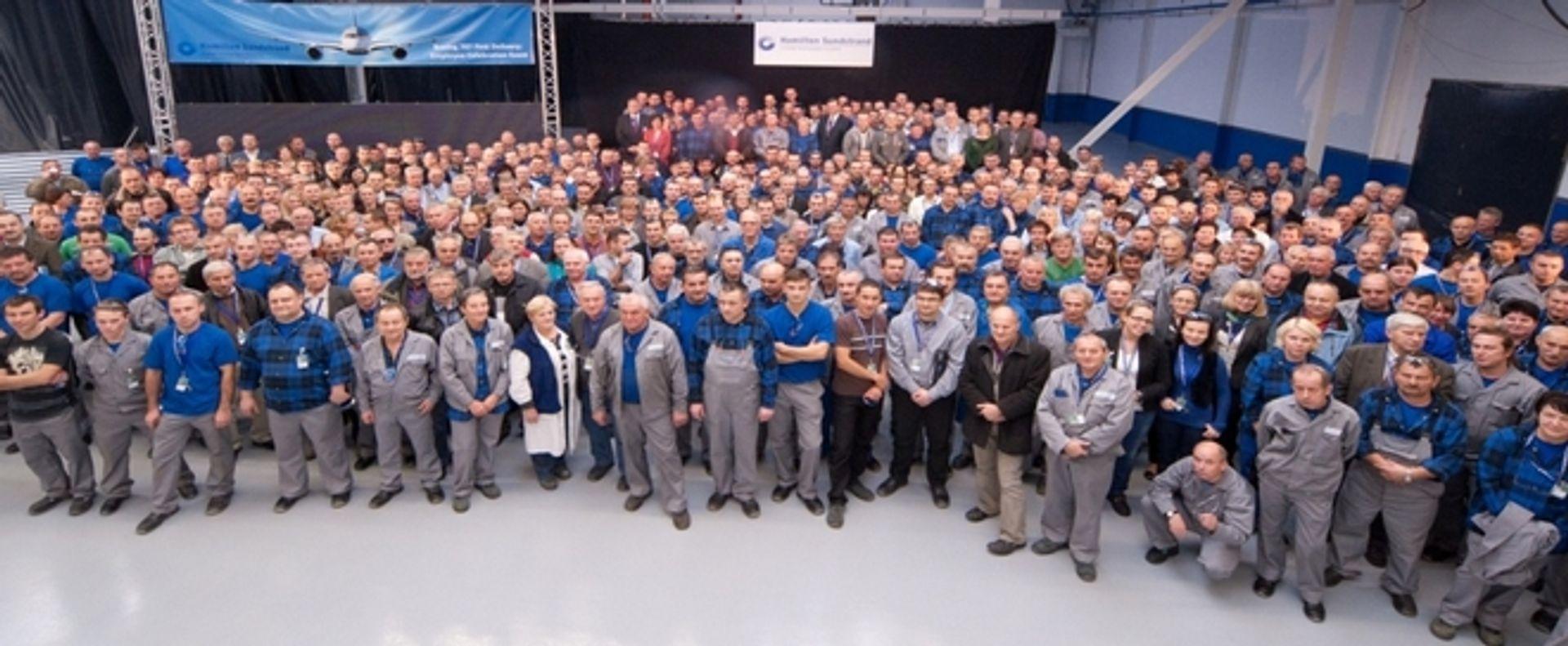 [Wrocław] 300 osób znajdzie pracę przy produkcji i badaniach dla przemysłu lotniczego