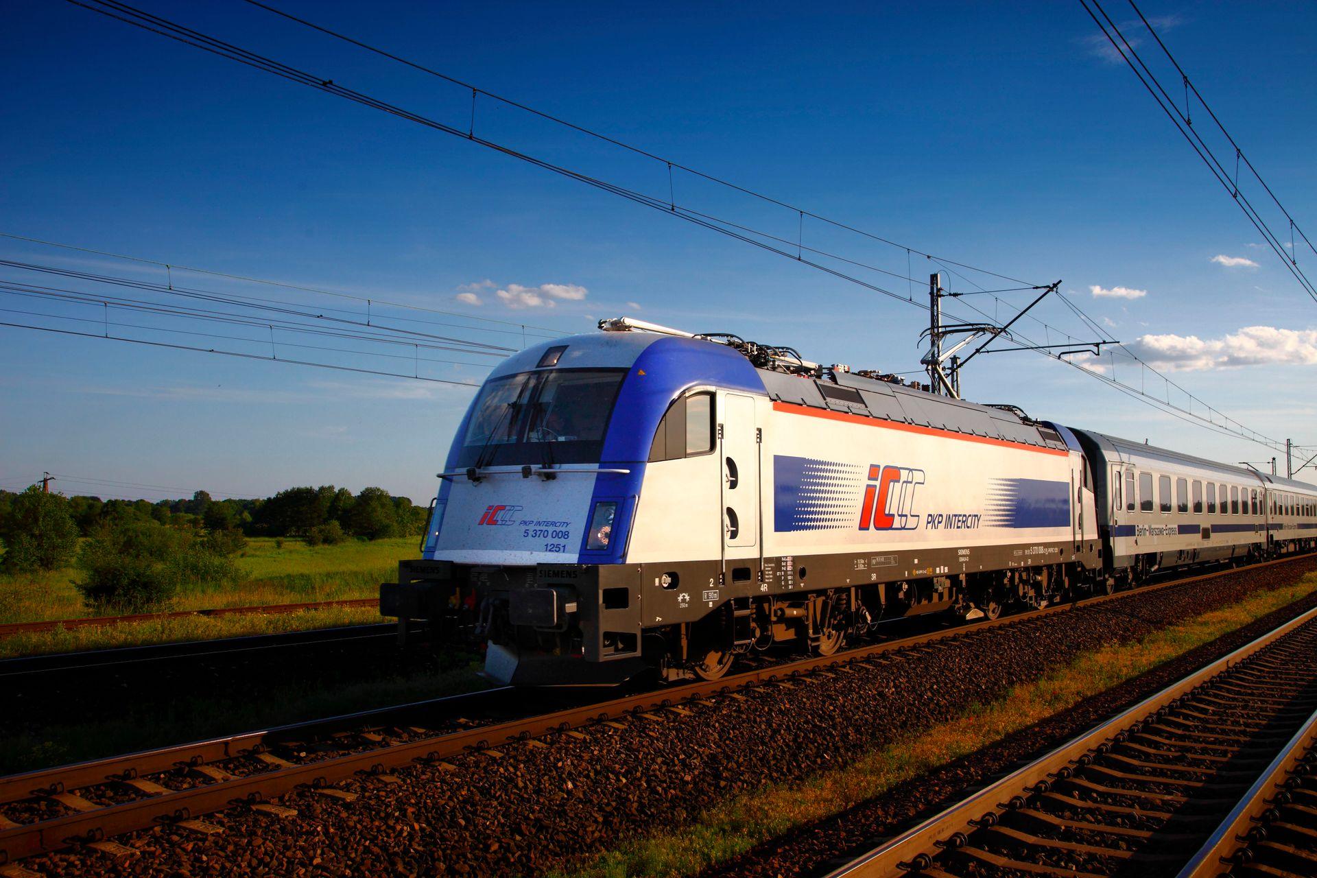 Listopadowe zmiany w rozkładzie jazdy pociągów PKP Intercity