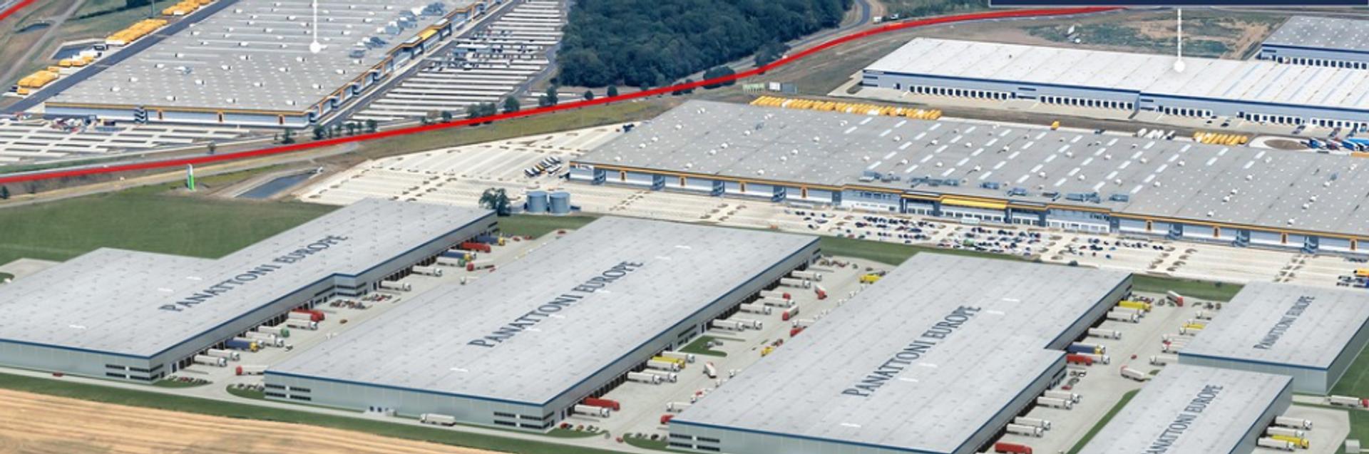 [Wrocław] Panattoni wybuduje nowe wielkie centrum dystrybucyjno-magazynowe