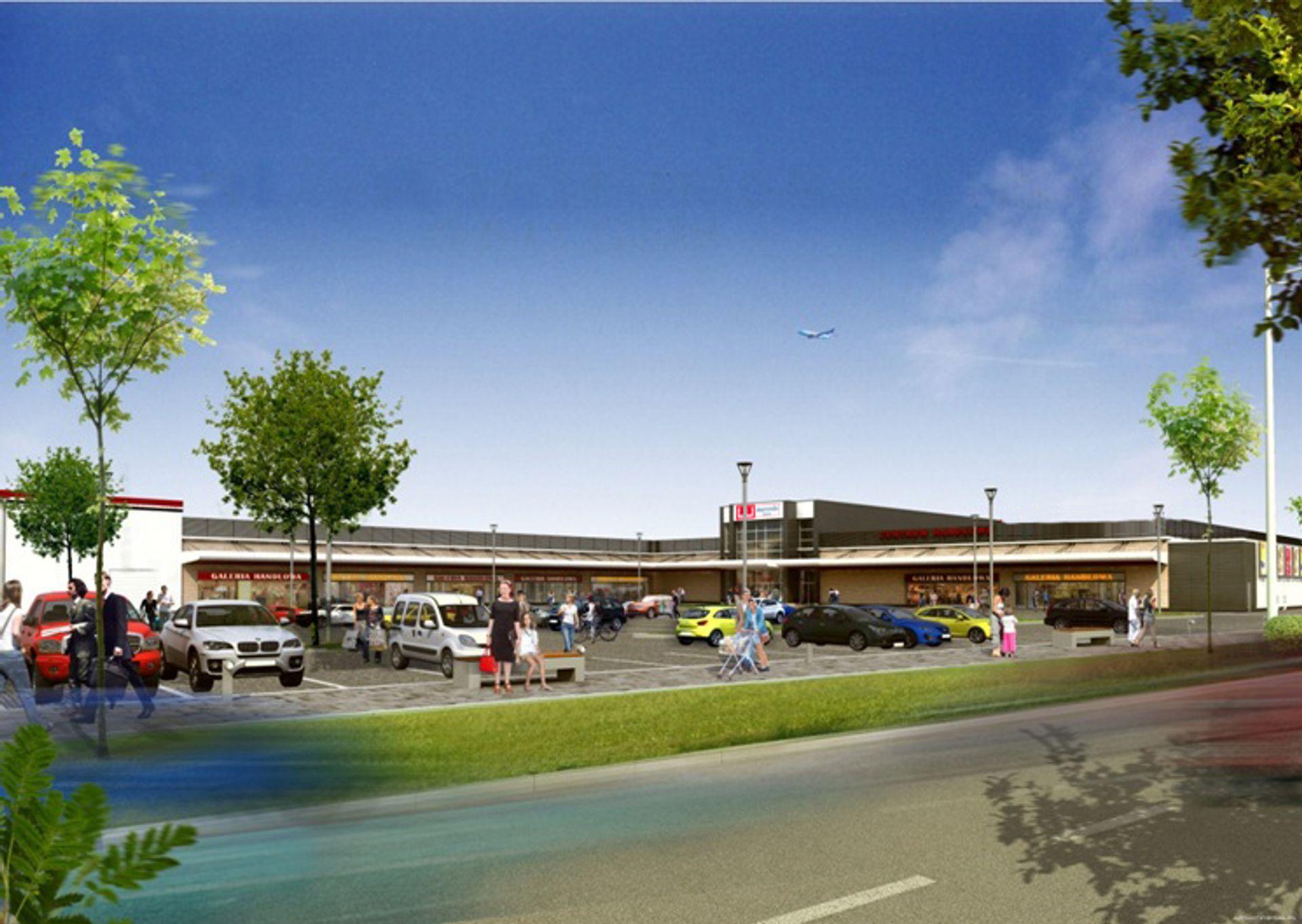 [dolnośląskie] 30 listopada 2012 – Otwarcie Centrum Handlowego marcredo Center Ciechanów