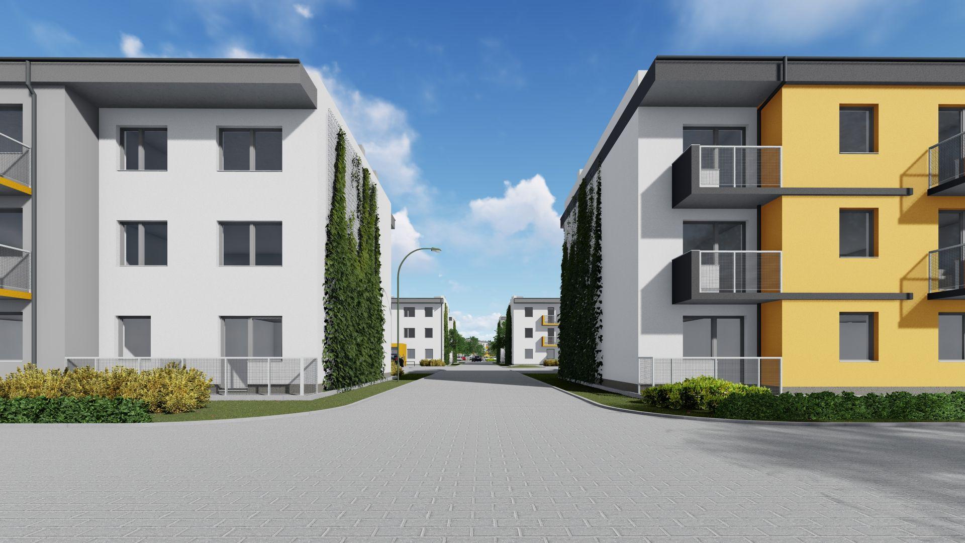 TBS Wrocław zbuduje setki mieszkań przy parku Leśnickim. Inwestuje w fotowoltaikę
