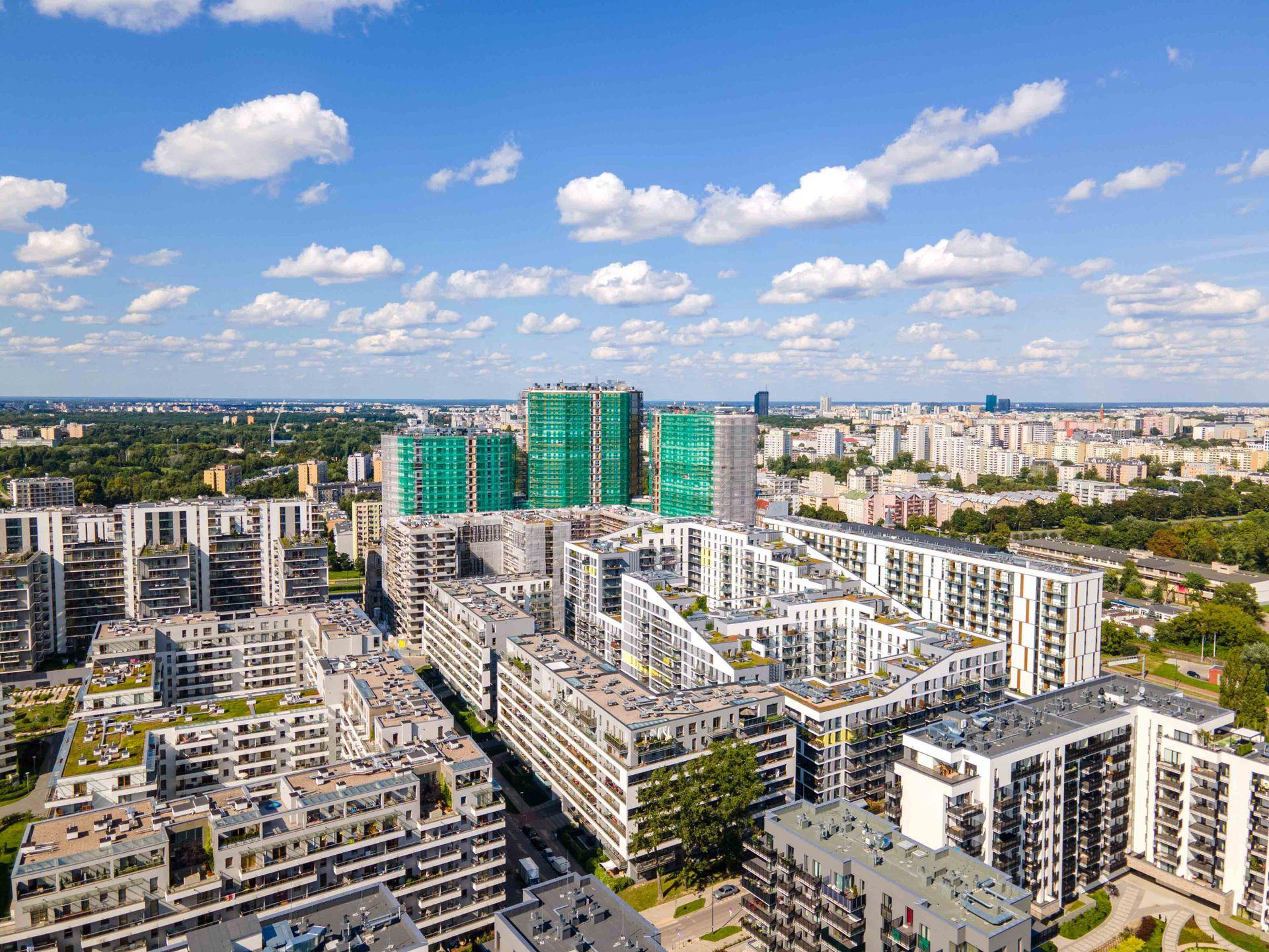 Polska: Deweloperzy sprzedali  w III kwartale 19,9% więcej mieszkań niż przed rokiem