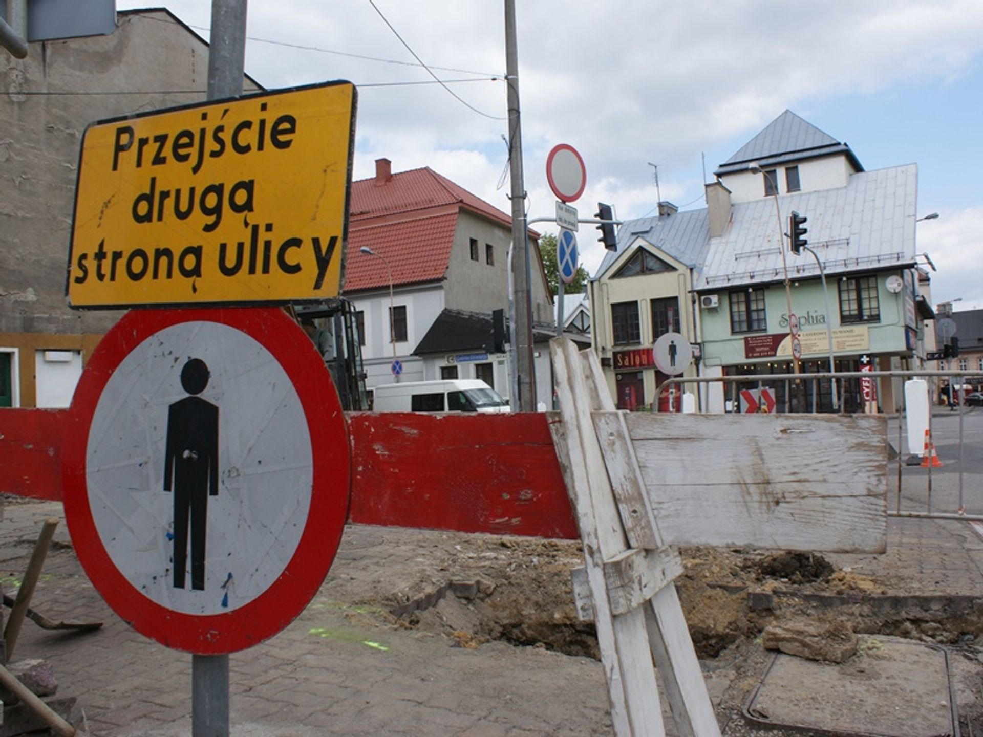 [śląskie] Bielsko-Biała: remont ulicy Grażyńskiego w jeszcze tym roku