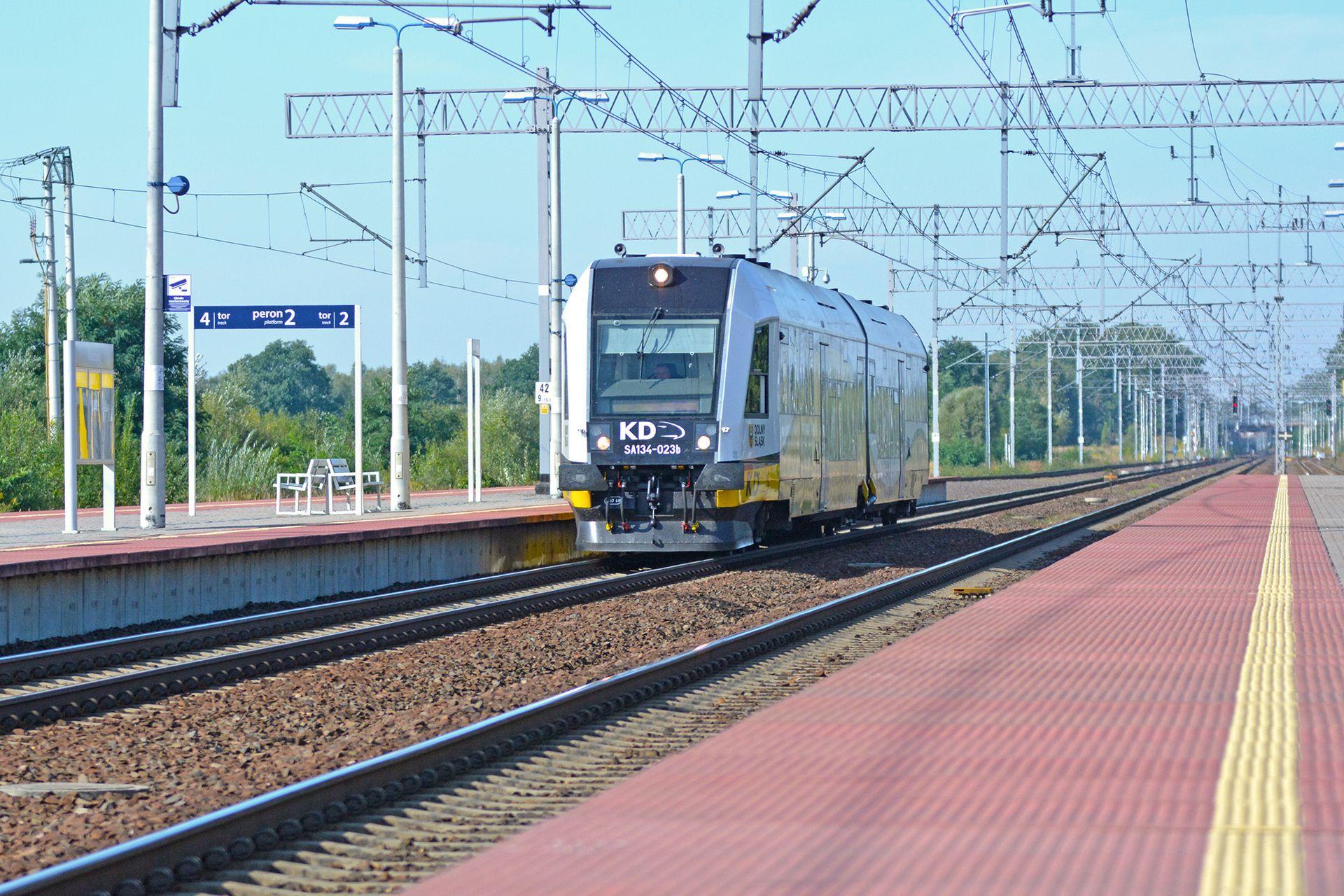 Koleje Dolnośląskie: 20 nowych przystanków na żądanie już od grudnia