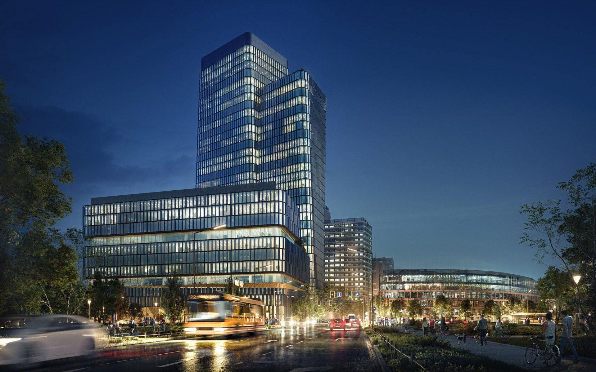 Cavatina zakupiła kolejne działki pod budowę kompleksu Quorum we Wrocławiu