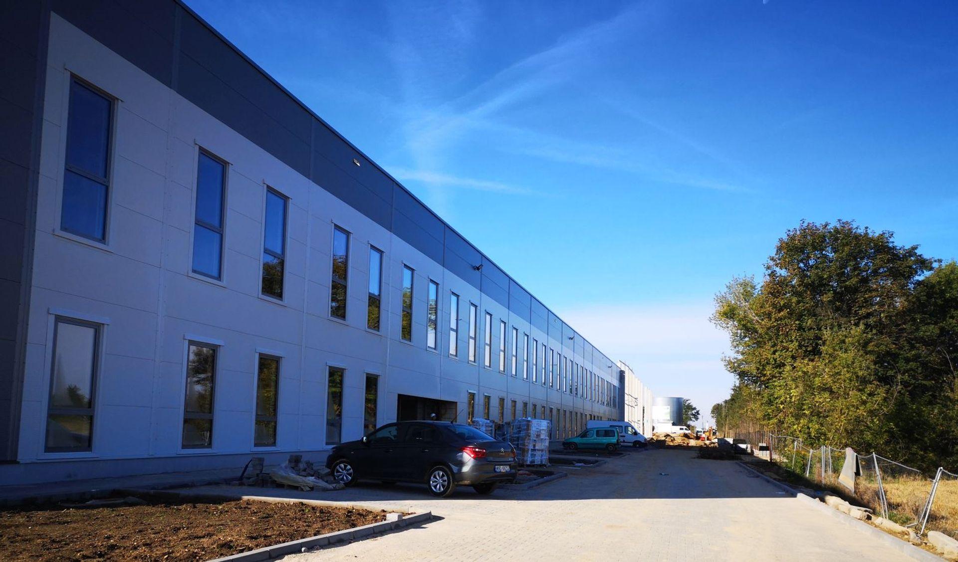 Niemiecka firma wybudowała fabrykę pod Wrocławiem