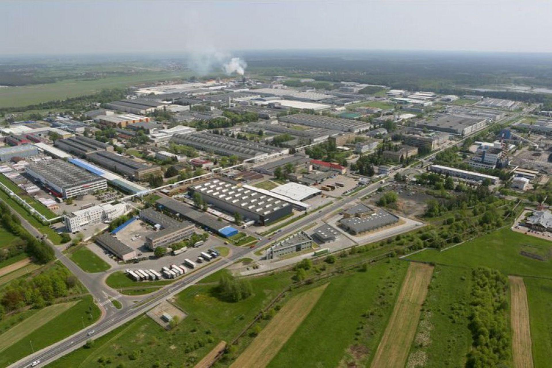Katowicka SSE podsumowuje trzy kwartały 2021 roku
