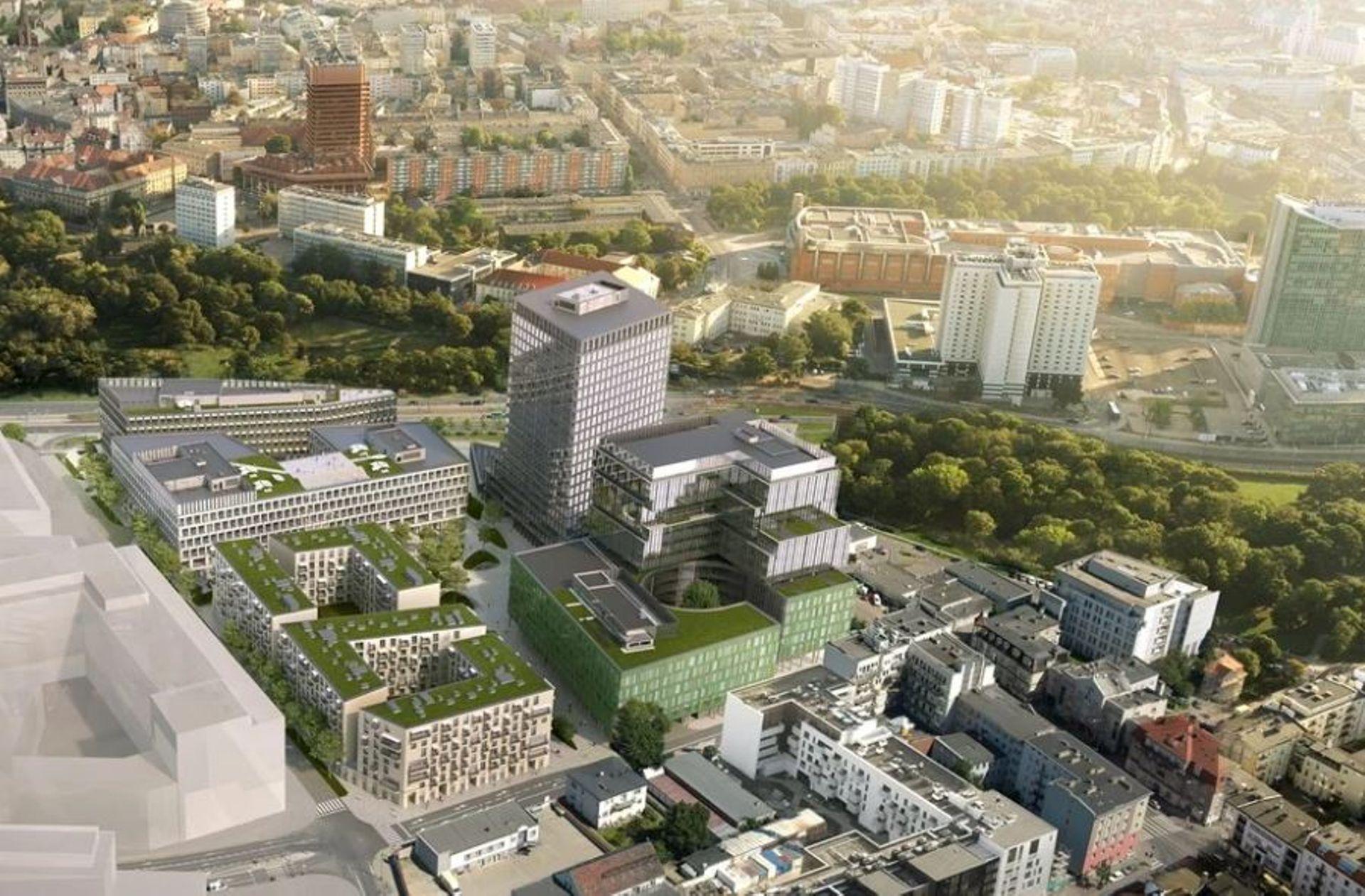 Poznań: Od początku roku przybyło ponad 15 tys. mkw. nowej powierzchni biurowej