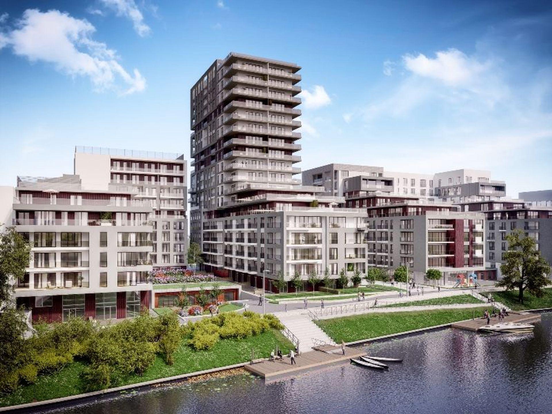 [Wrocław] Inwestycja otwarta na rzekę. Angel River wpisze się w rewitalizację Przedmieścia Oławskiego