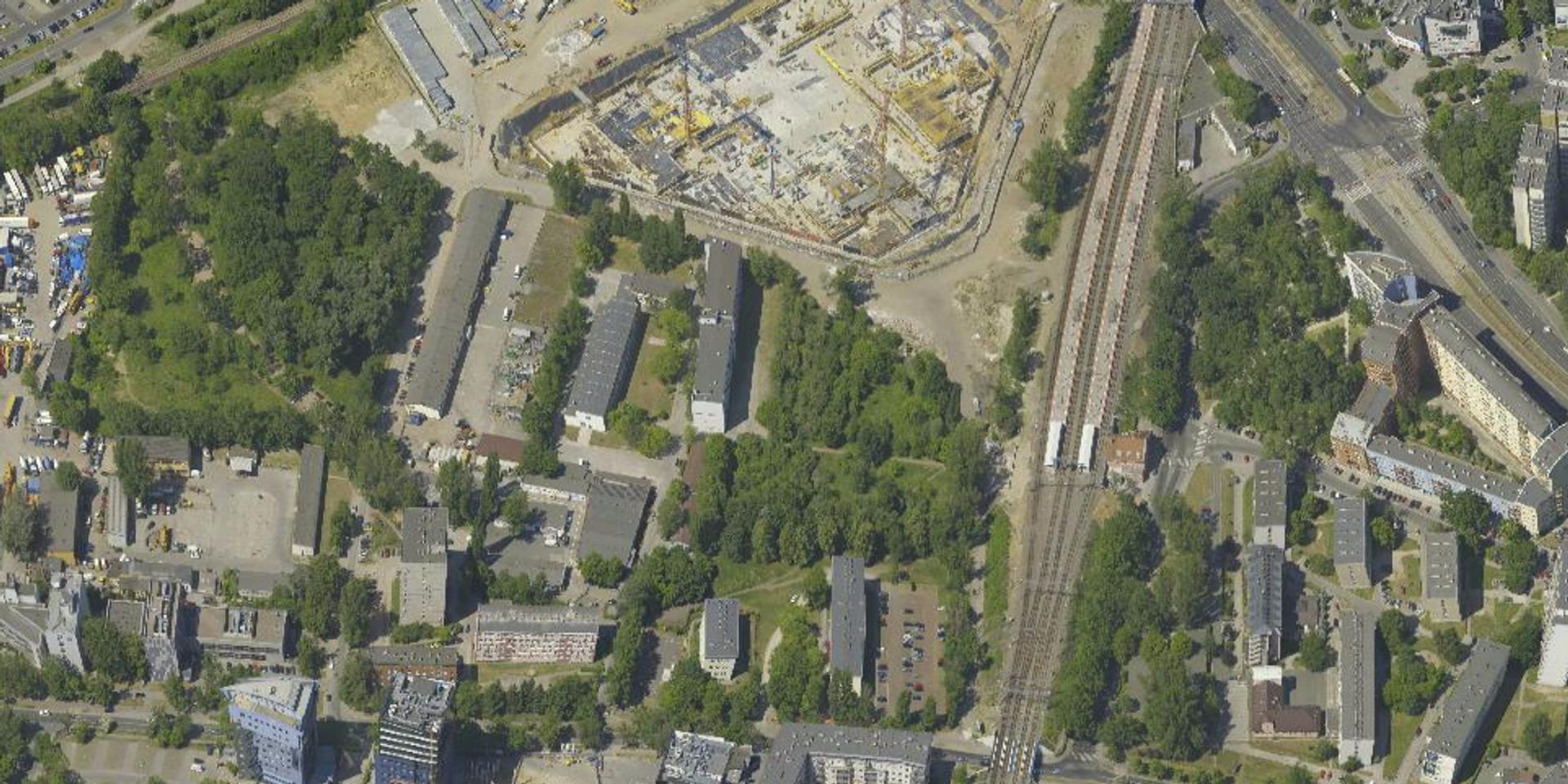 [Wrocław] Okolice Dworca Mikołajów to gorący teren inwestycyjny. Kolejne działki na sprzedaż