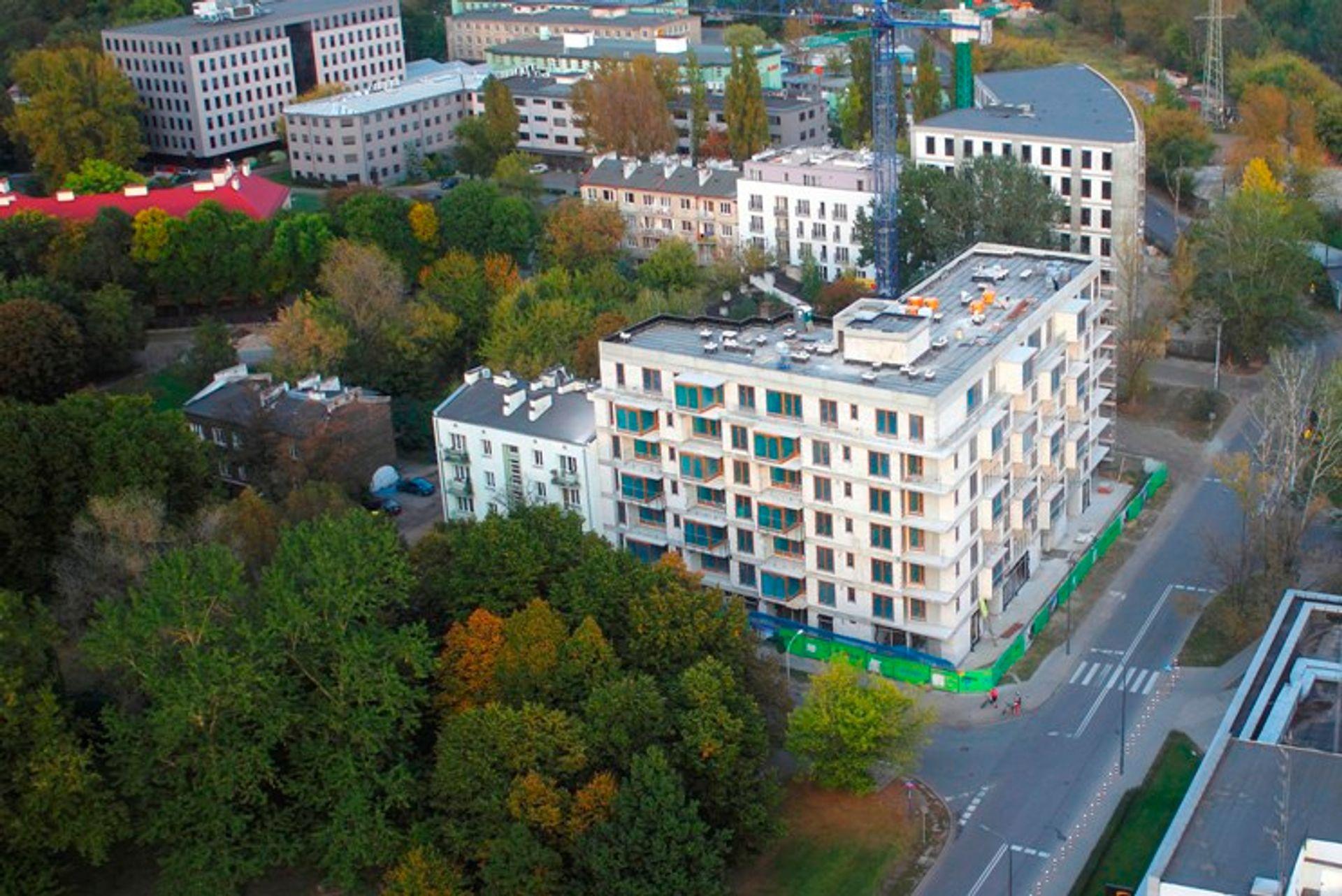 [Warszawa] Druga linia metra przyciąga inwestycje mieszkaniowe