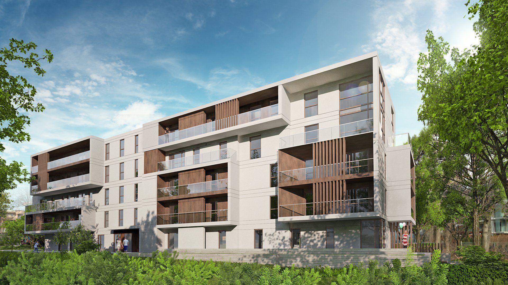 Kraków: Park Zaczarowanej Dorożki – nowe osiedle na Prądniku Czewonym od HSD Inwestycje