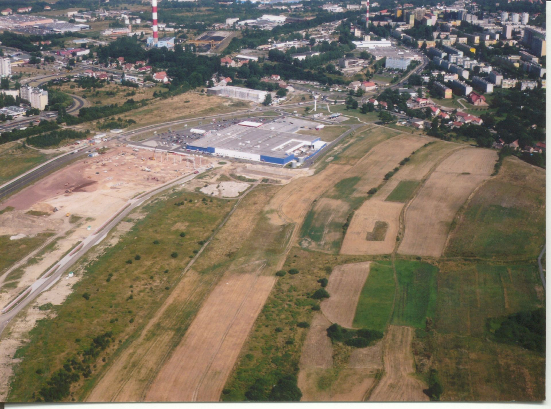 [Polska] Wyraźne ożywienie na rynku gruntów inwestycyjnych