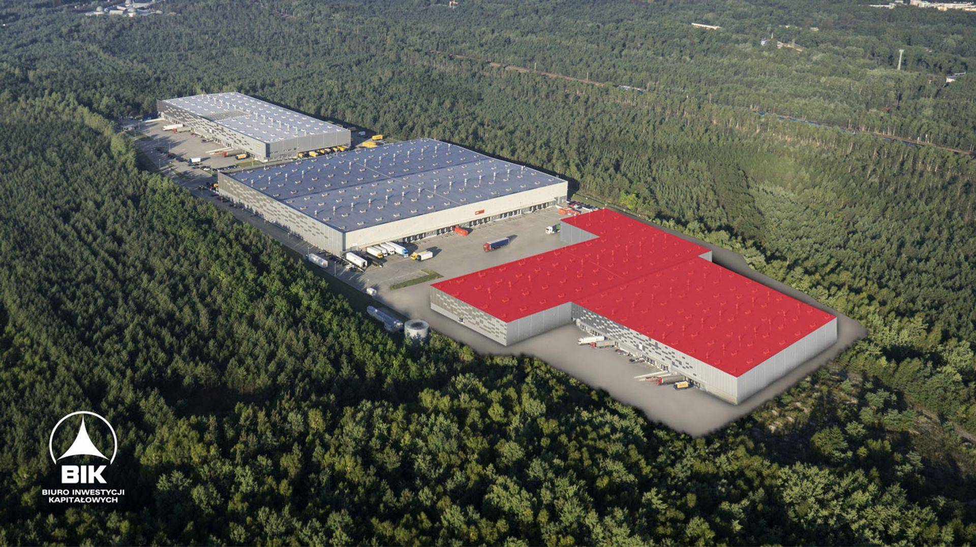 [śląskie] Firma logistyczna wprowadzi się do Śląskiego Centrum Logistycznego