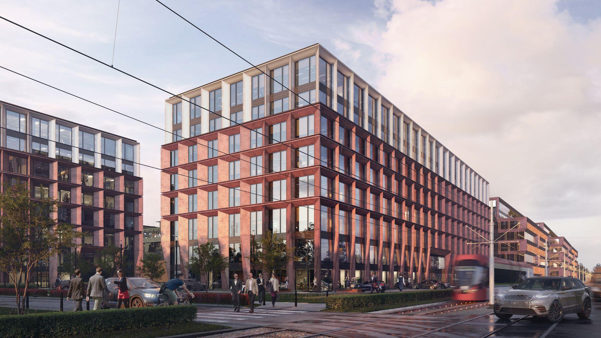 Gdańsk: Palio Office Park z nowymi najemcami
