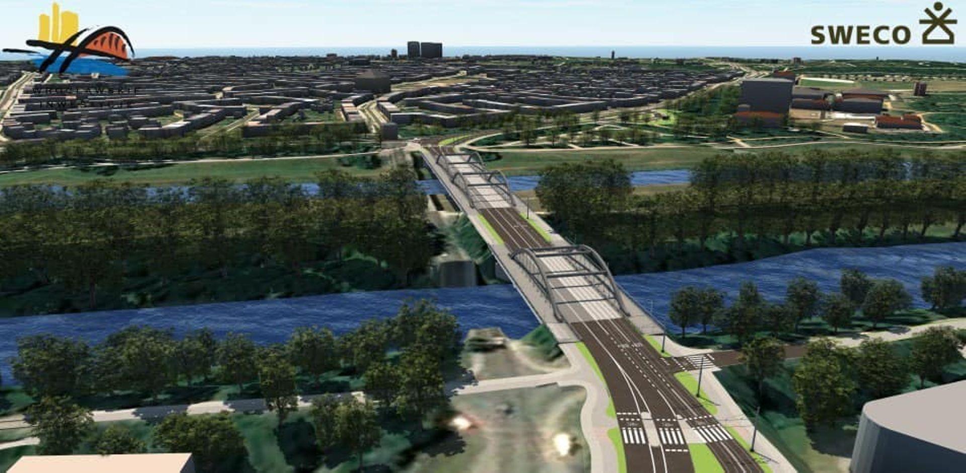 Wrocław: Coraz bliżej budowy nowej trasy autobusowo-tramwajowej na Swojczyce
