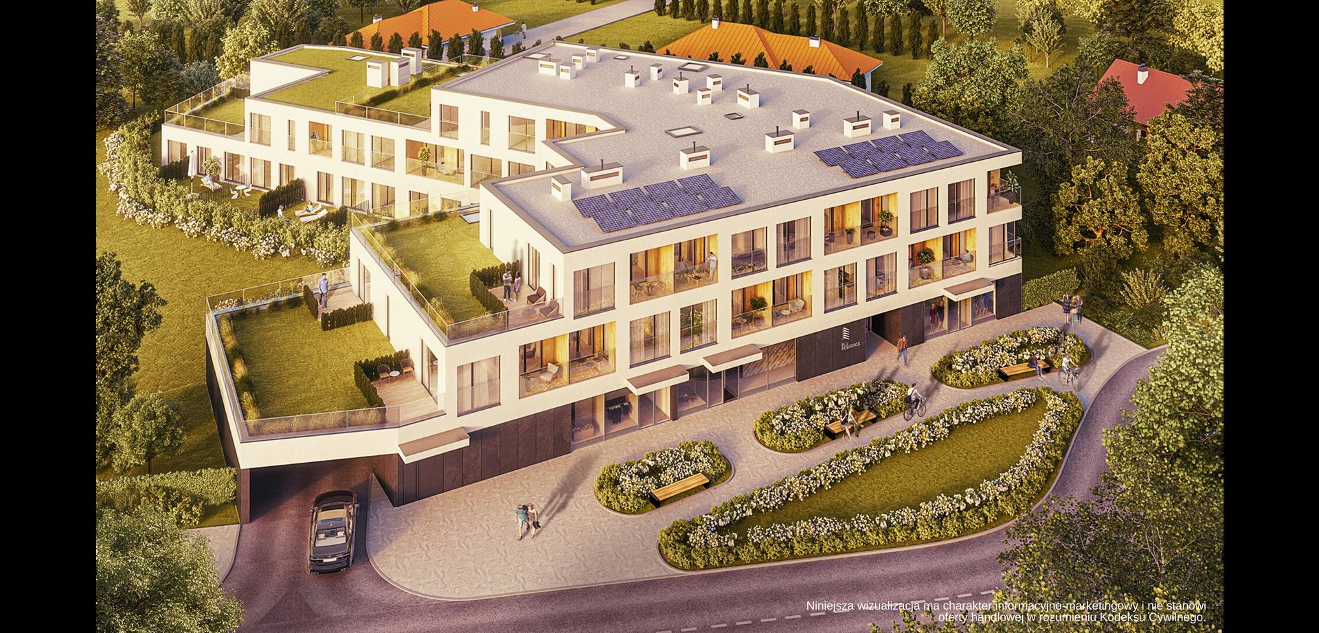 Warszawa: Blu Residence – standard premium od Albero Invest. Nowe apartamenty na Dolnym Mokotowie