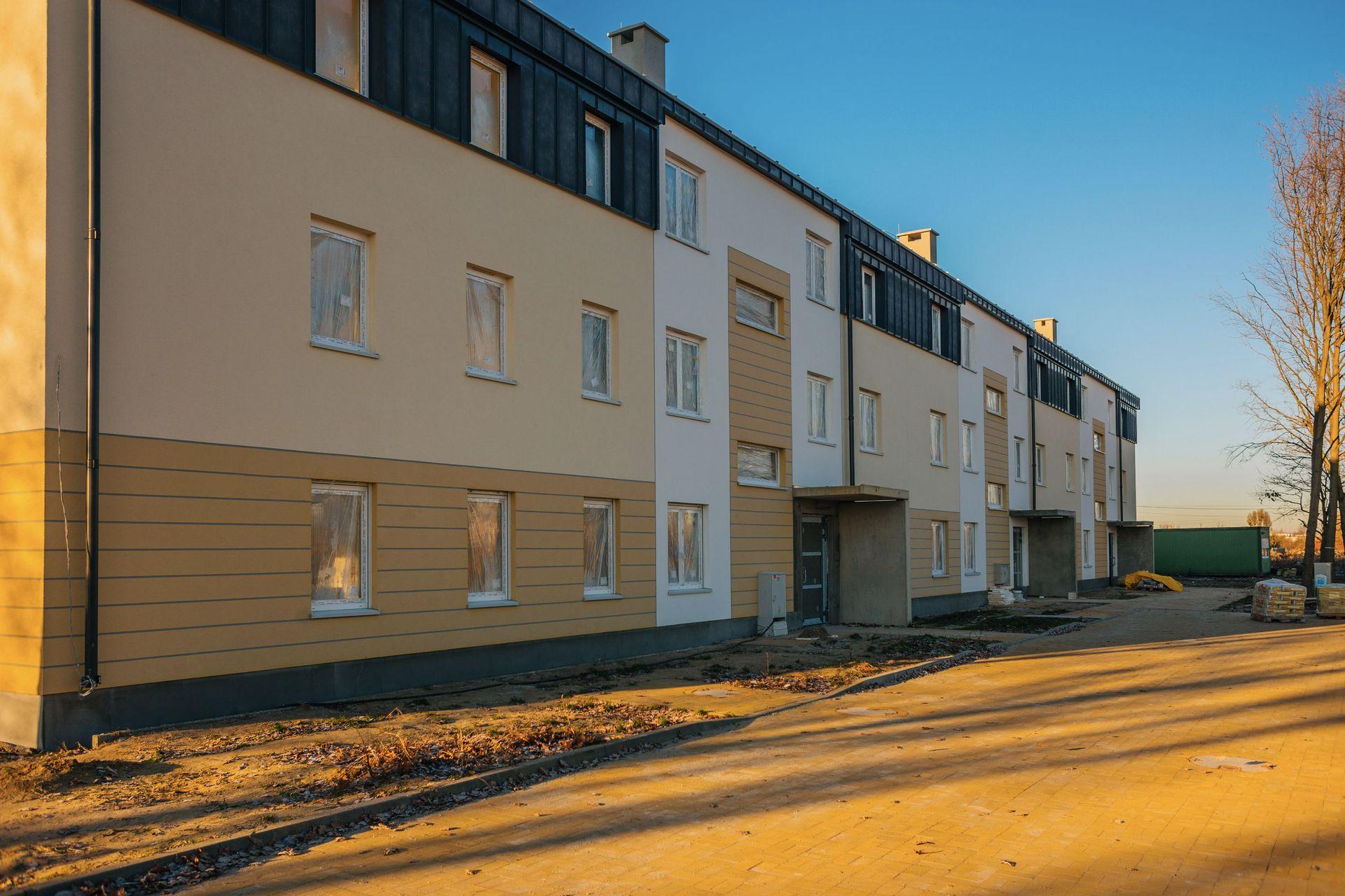 [Wrocław] Mieszkaj kameralnie, bezpiecznie i wygodnie. Osiedle Na Ustroniu prawie gotowe
