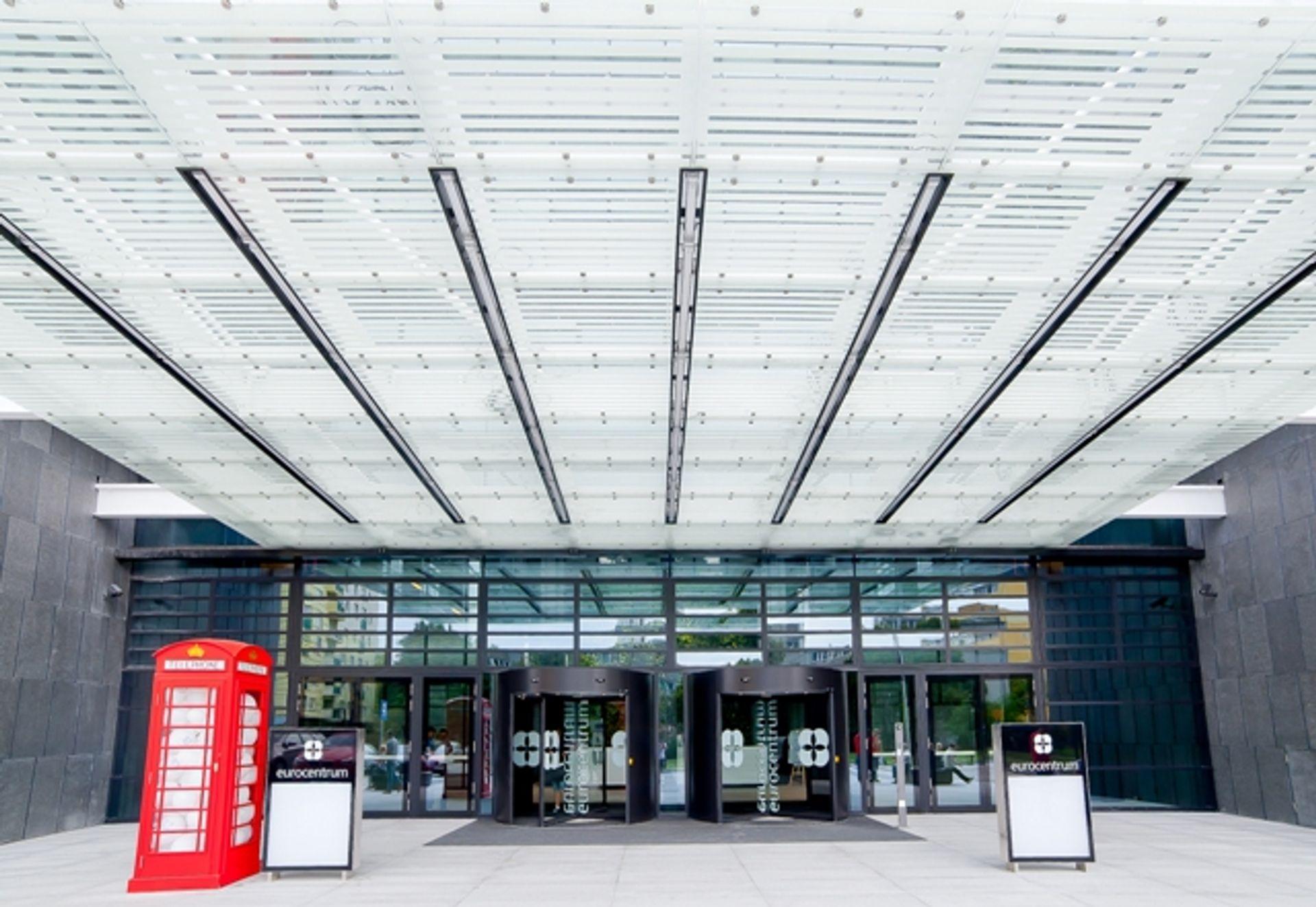 [Warszawa] Więcej usług w Eurocentrum Office Complex
