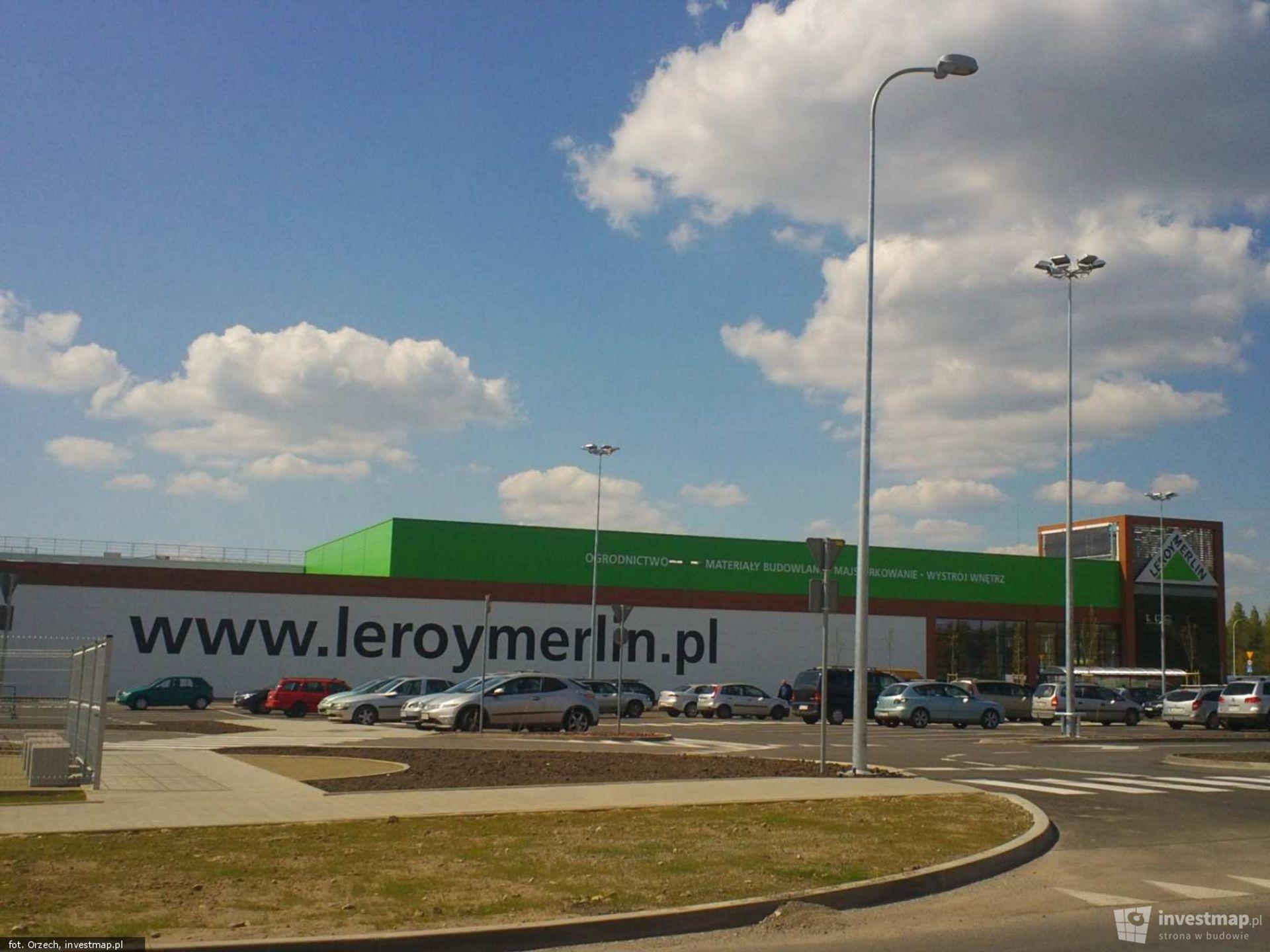 [Wrocław] Trzeci market budowlany Leroy Merlin przy ul. Krakowskiej – otwarcie już w maju!