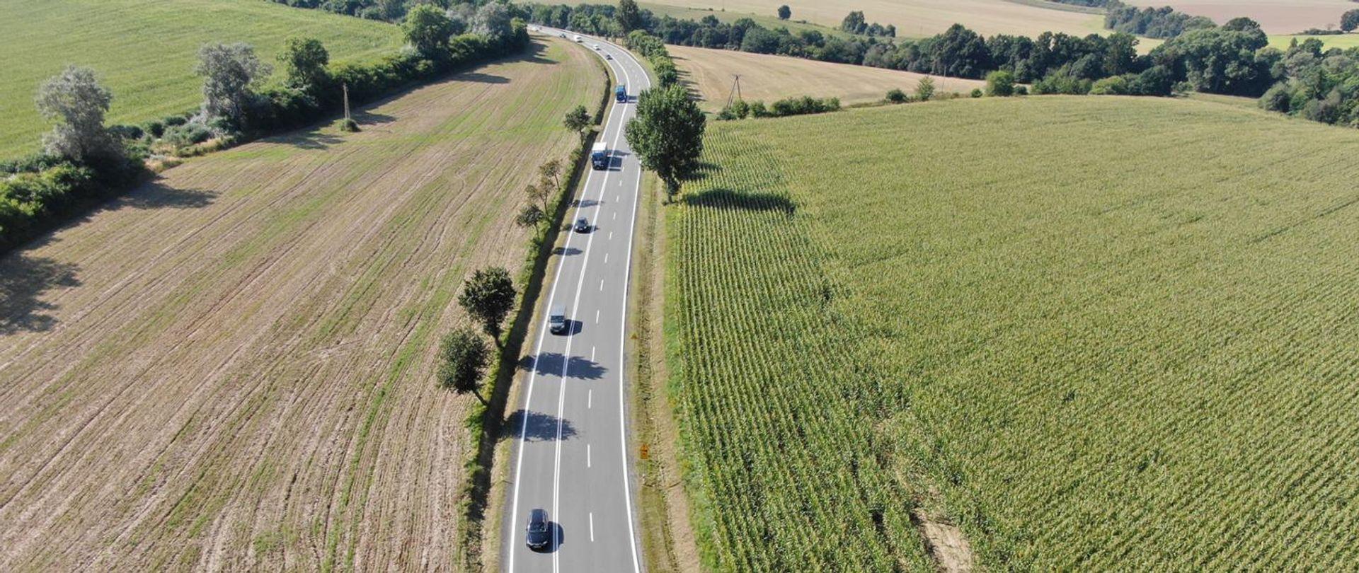 Jest decyzja środowiskowa dla przebiegu trasy S8 od Barda do Ząbkowic Śląskich