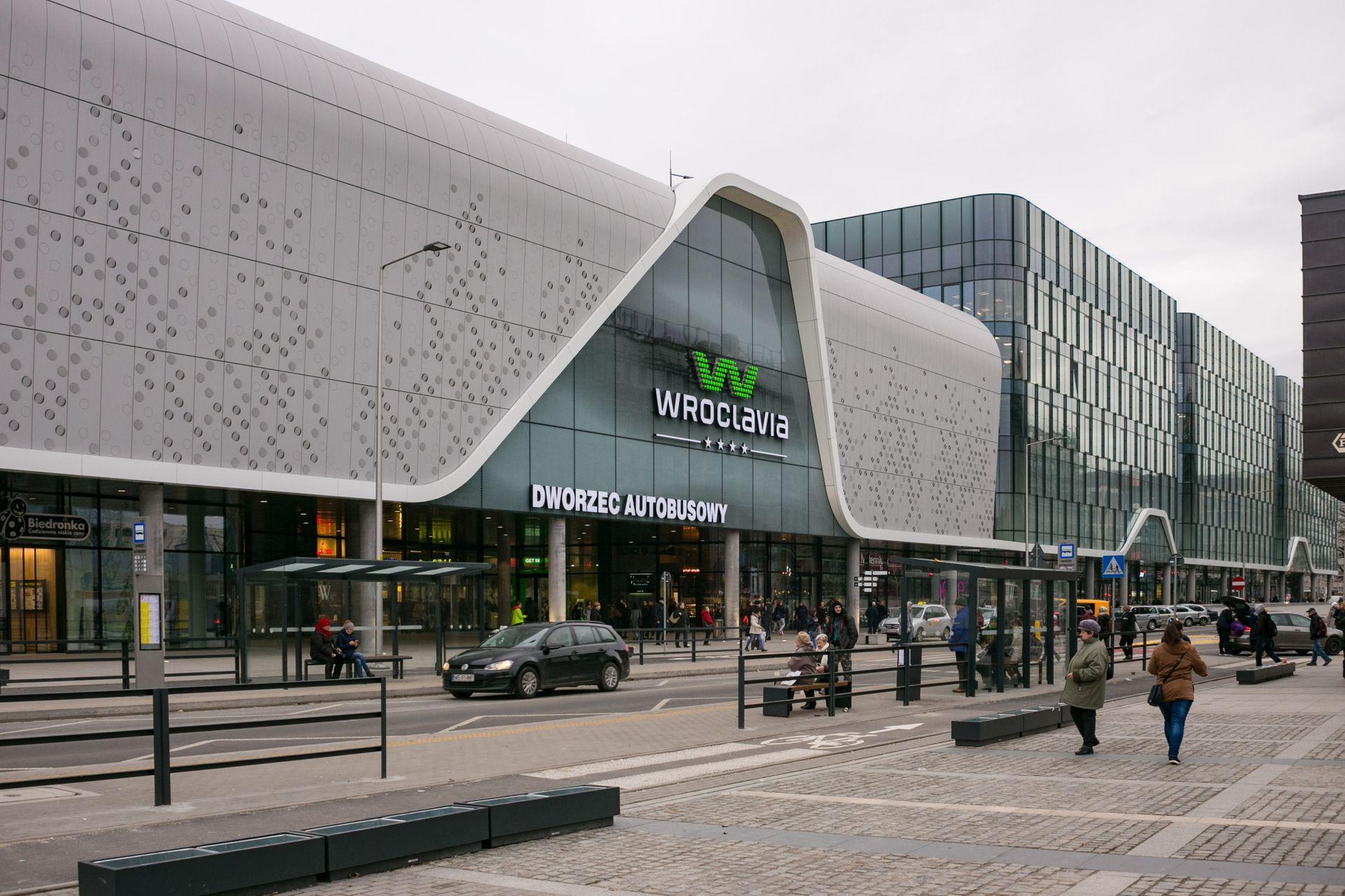 Wroclavia najlepszym pod względem architektury obiektem handlowym na świecie
