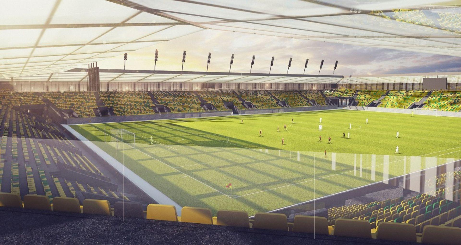 Rozpoczyna się budowa stadionu miejskiego w Katowicach. Wbito pierwszą łopatę