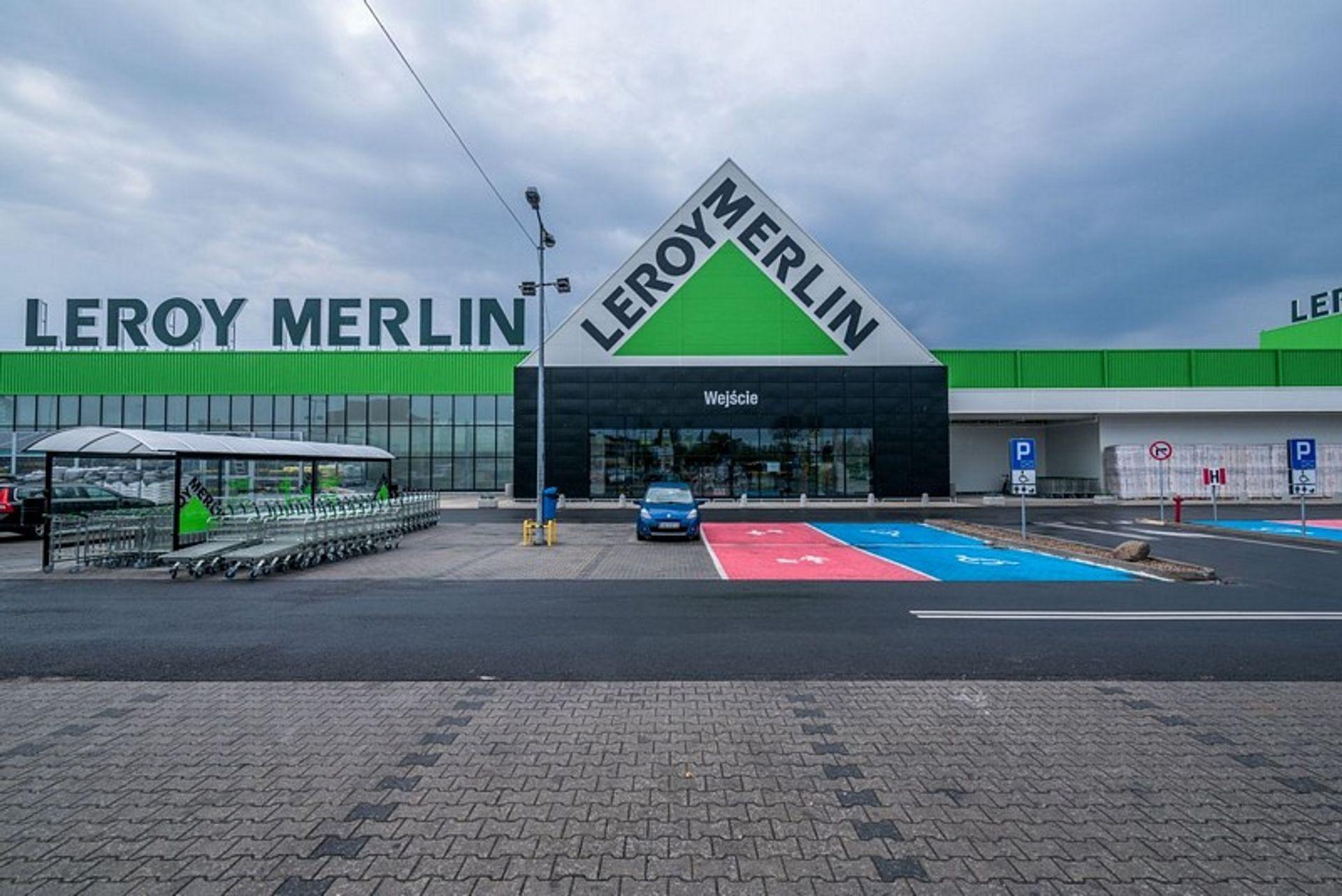[Wrocław] W piątek otwarcie nowego sklepu Leroy Merlin [FOTO]