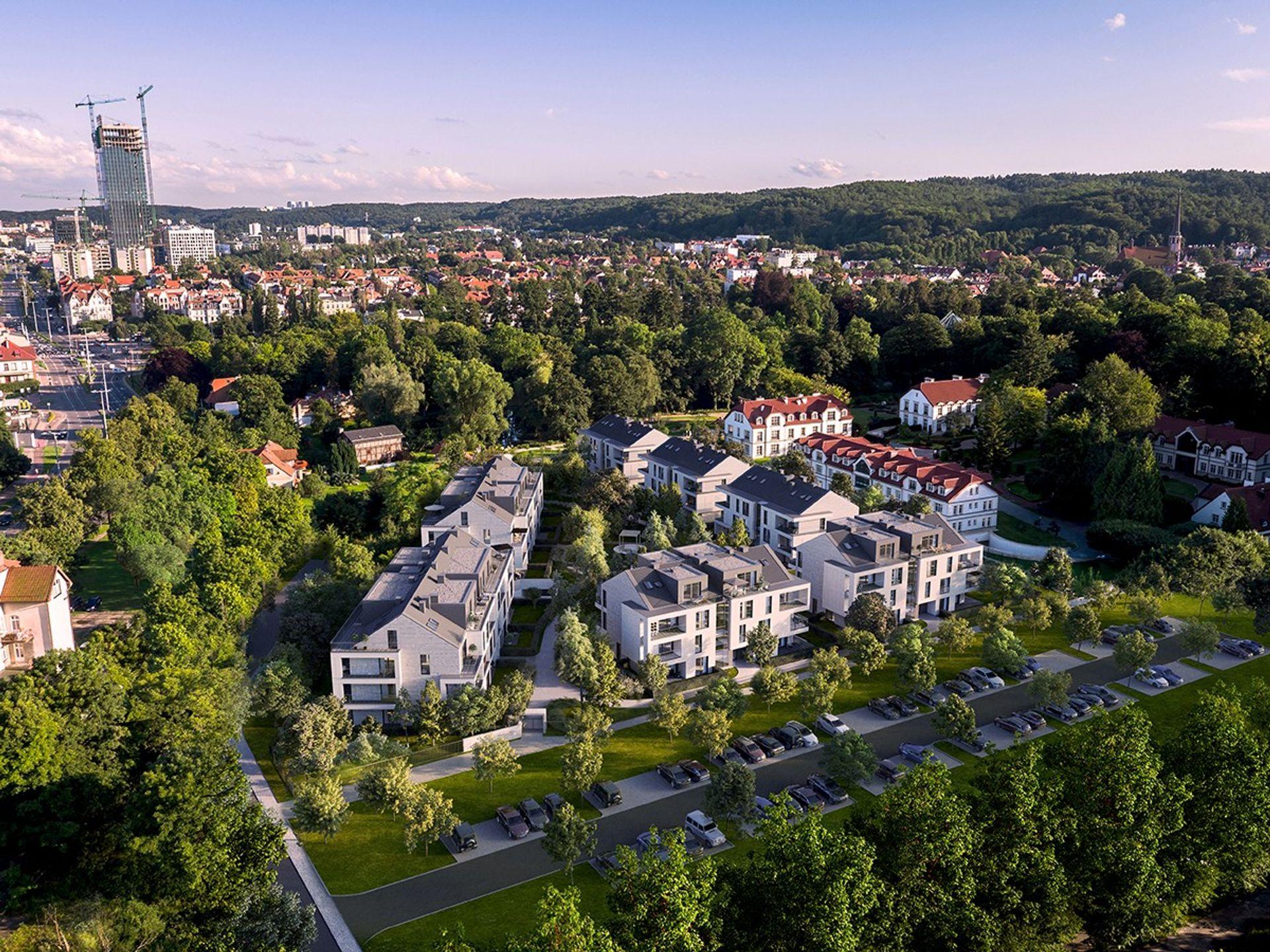 [Gdańsk] W Parku Oliwskim powstaną apartamenty