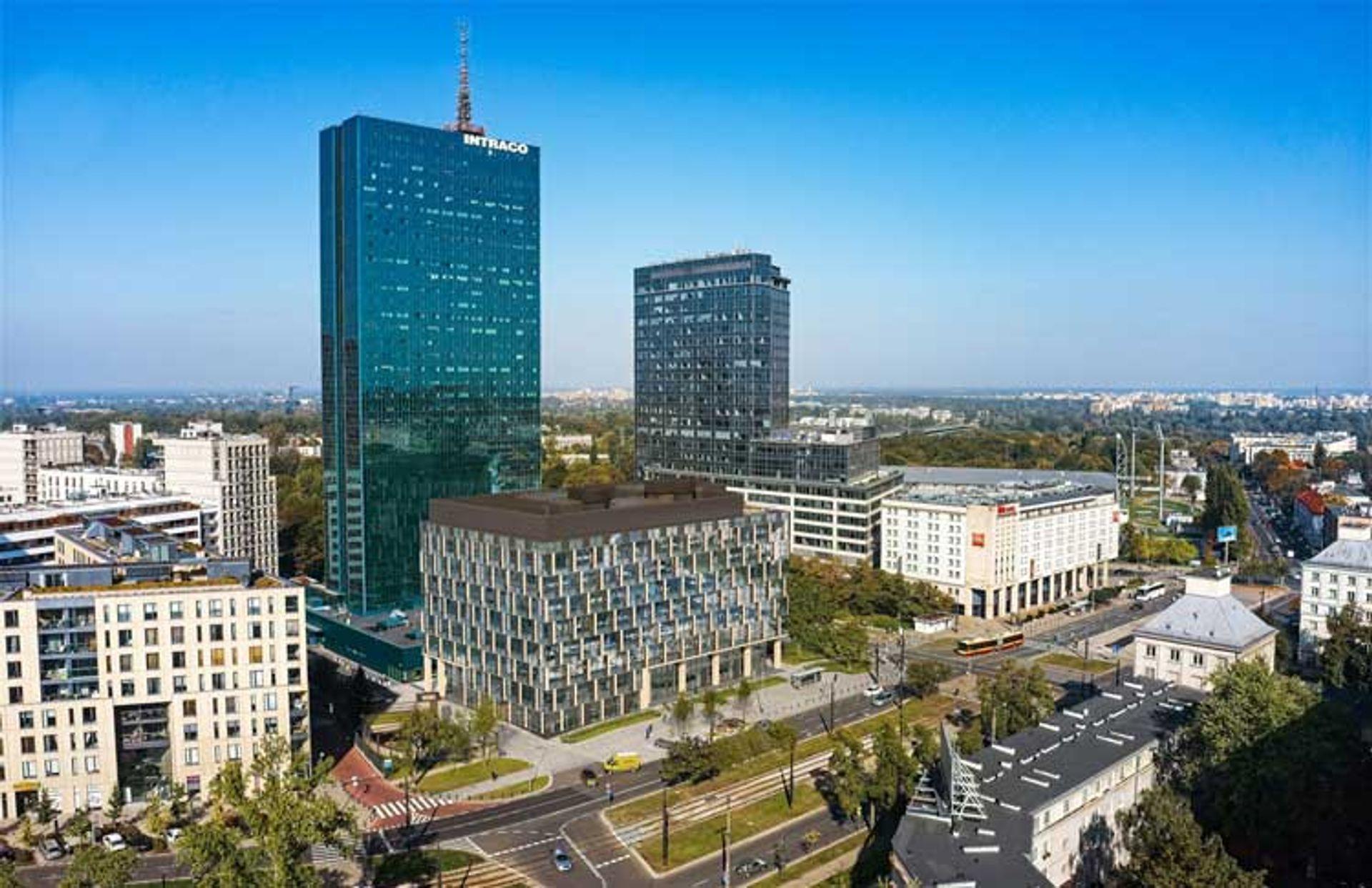 Warszawa: PHN zawarł z PERN umowę najmu powierzchni biurowej w INTRACO Prime