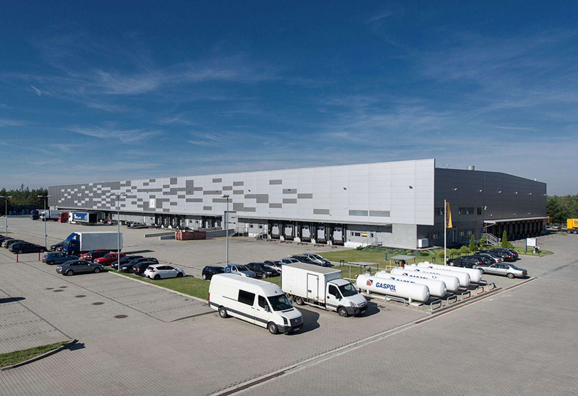 [śląskie] Producent witryn chłodniczych wprowadzi się do Śląskiego Centrum Logistycznego