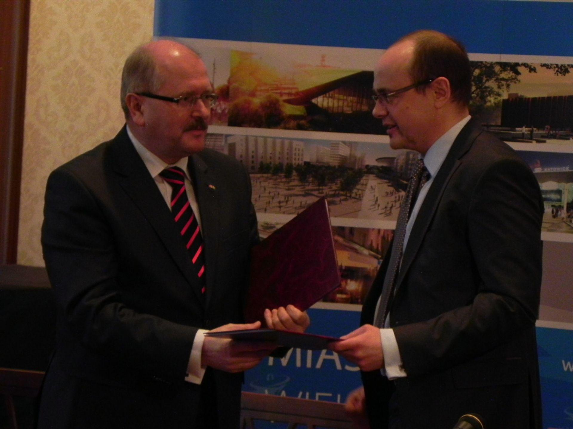 Podpisano umowę na budowę nowej siedziby NOSPR w Katowicach