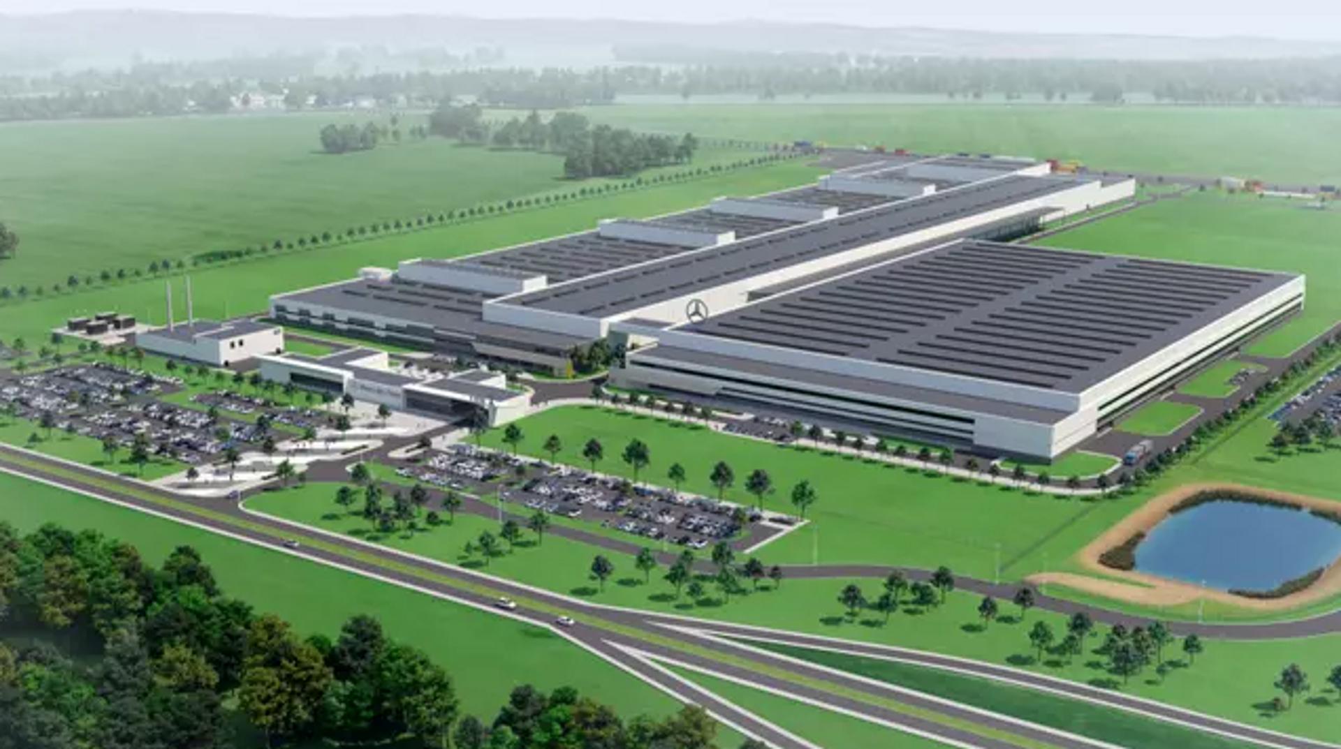 [dolnośląskie] Rośnie załoga fabryki silników Mercedes-Benz Manufacturing Poland w Jaworze
