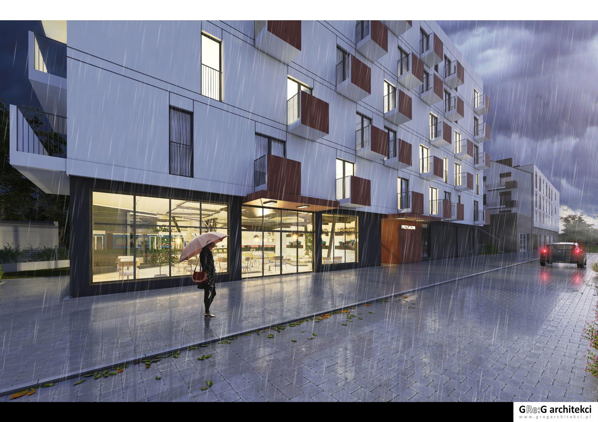 [Wrocław] Nowy hotel stanie przy ulicy Przyjaźni. Tak będzie wyglądał [WIZUALIZACJE]