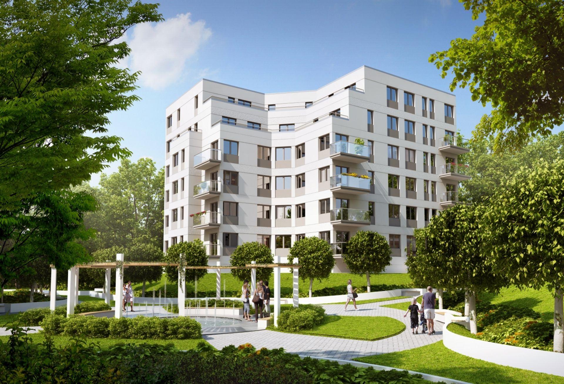 """[Łódź] Apartamenty """"Sokołówka"""" - nowa inwestycja SGI Baltis"""