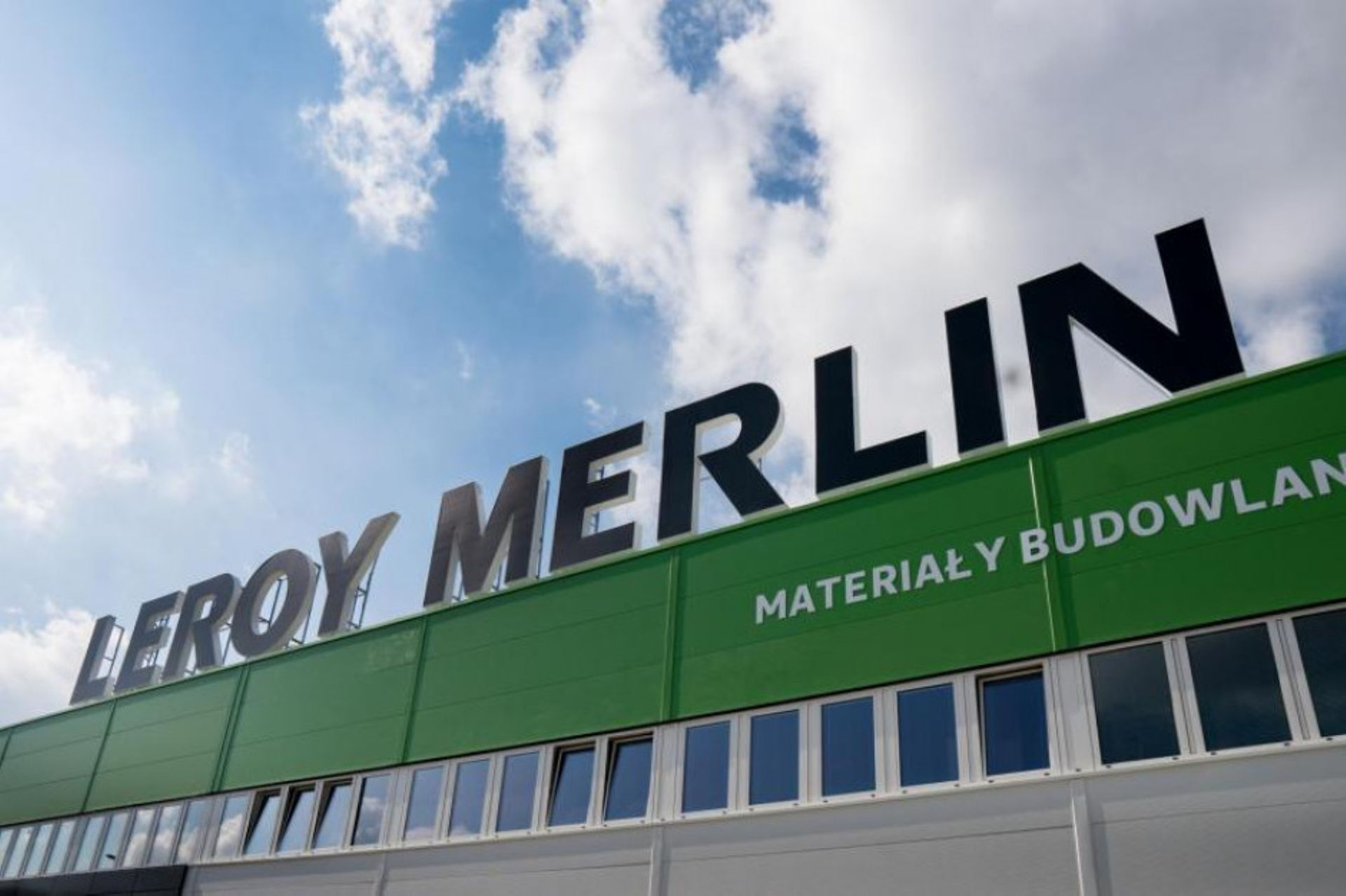 W Gdyni zostanie otwarty sklep Leroy Merlin. Pracę znajdzie w nim ponad 150 osób