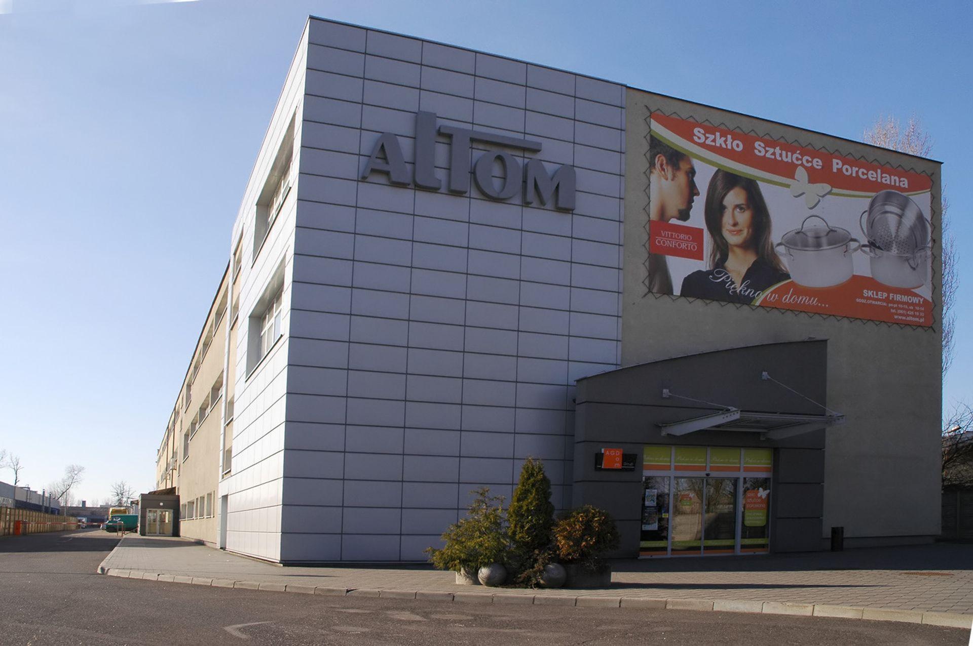 [wielkopolskie] PTB Nickel ponownie buduje dla firmy ALTOM