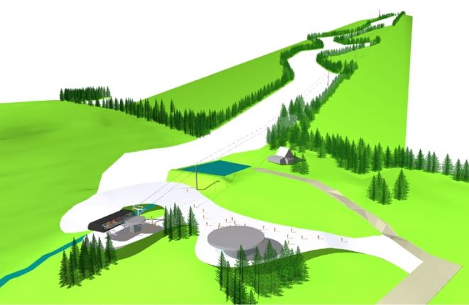 [Dolny Śląsk] Jest pozytywna decyzja w sprawie budowy wyciągu na Wielką Sowę