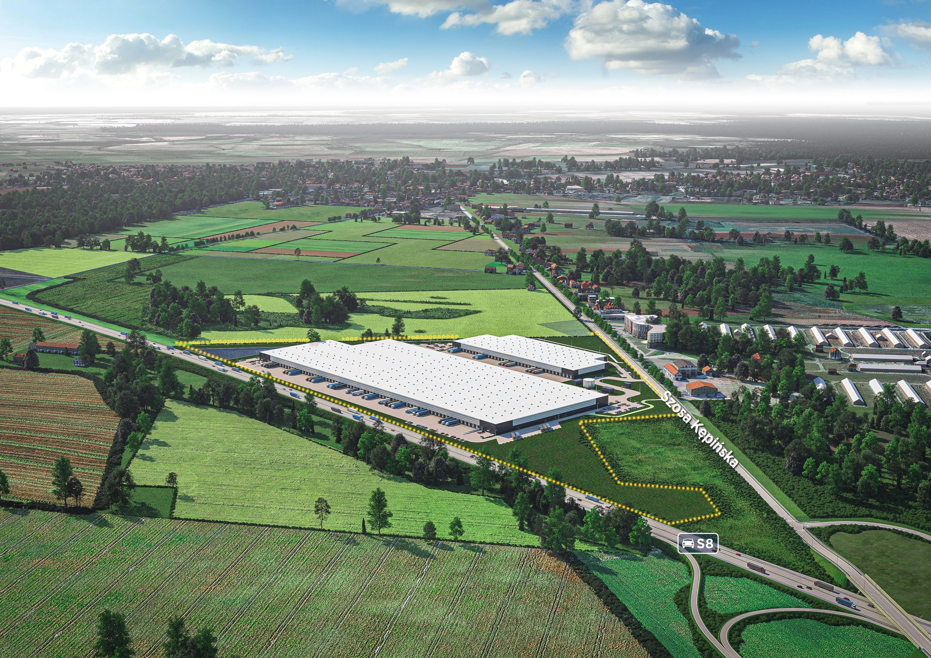 Amerykański Hillwood inwestuje w Sycowie. Powstanie wiele nowych miejsc pracy