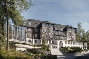 W Karpaczu powstaje luksusowy, pięciogwiazdkowy MGallery Hotel Collection [WIZUALIZACJE]