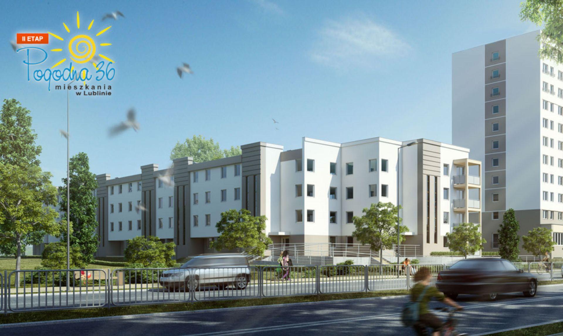 [Lublin] Mieszkania dla Młodych na Pogodnej 36