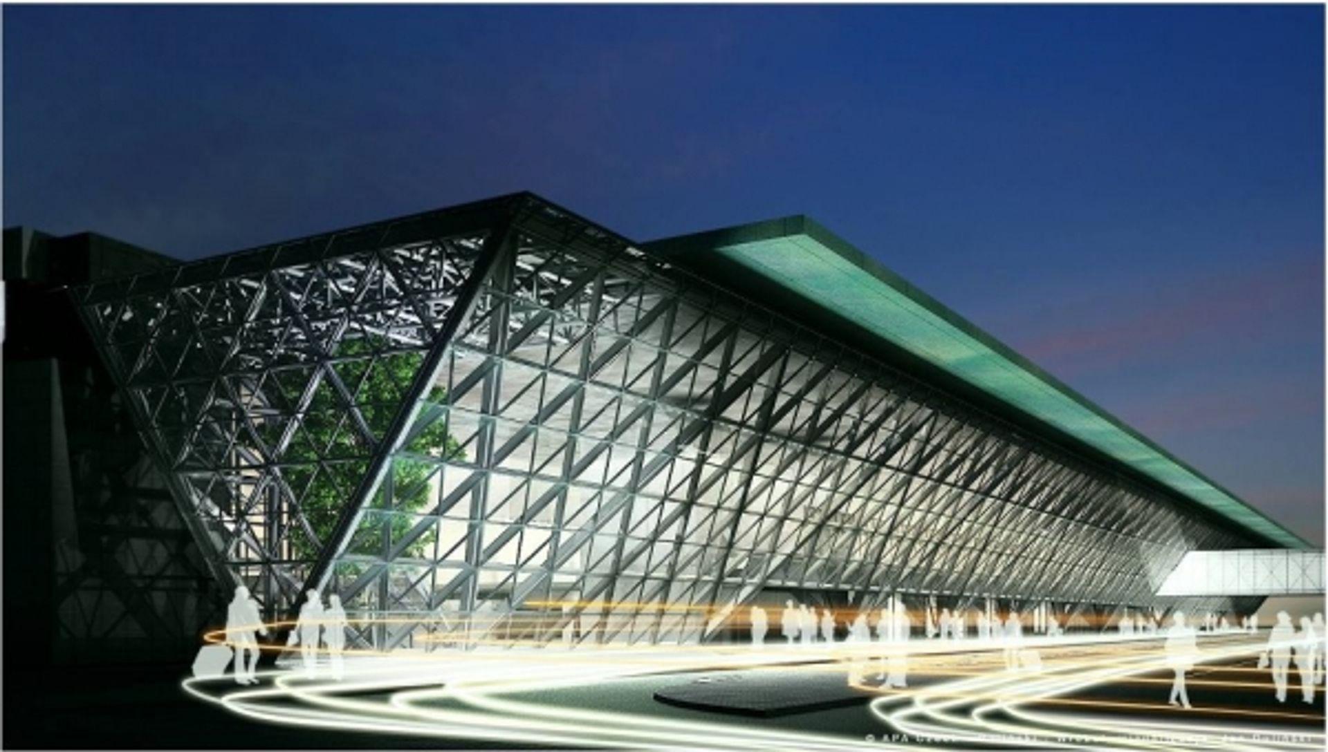 [Kraków] Balice: Rusza budowa nowego terminalu
