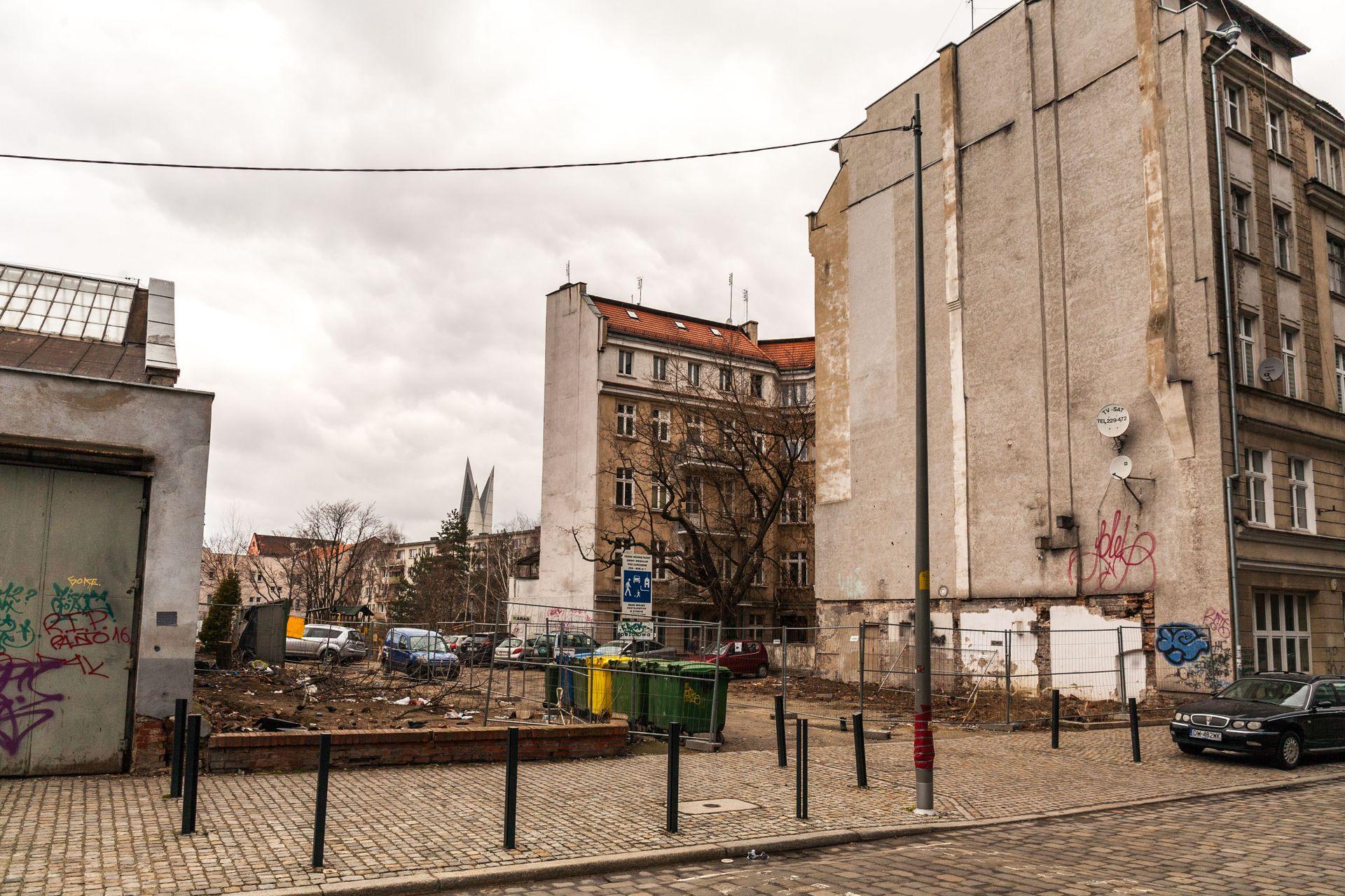 Wrocław: Womak przygotowuje się do inwestycji na Starym Mieście